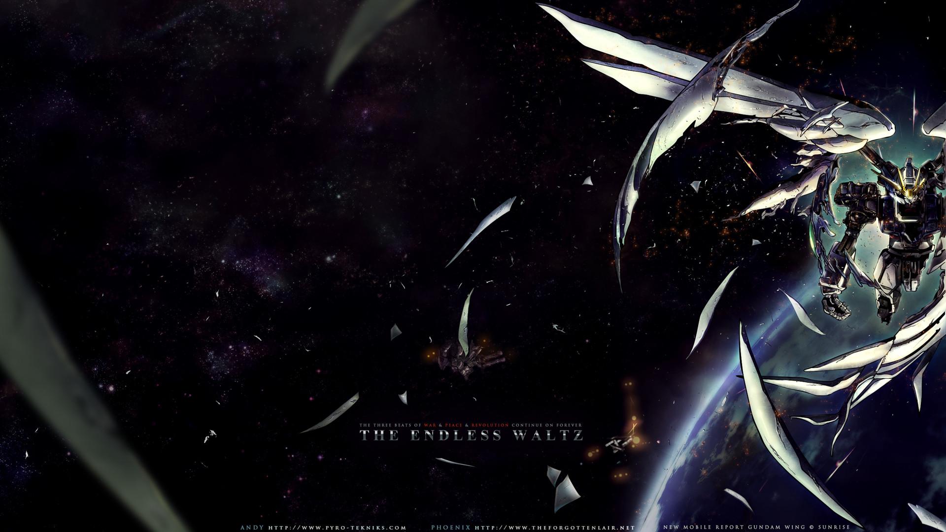 Wing Gundam · download Wing Gundam image