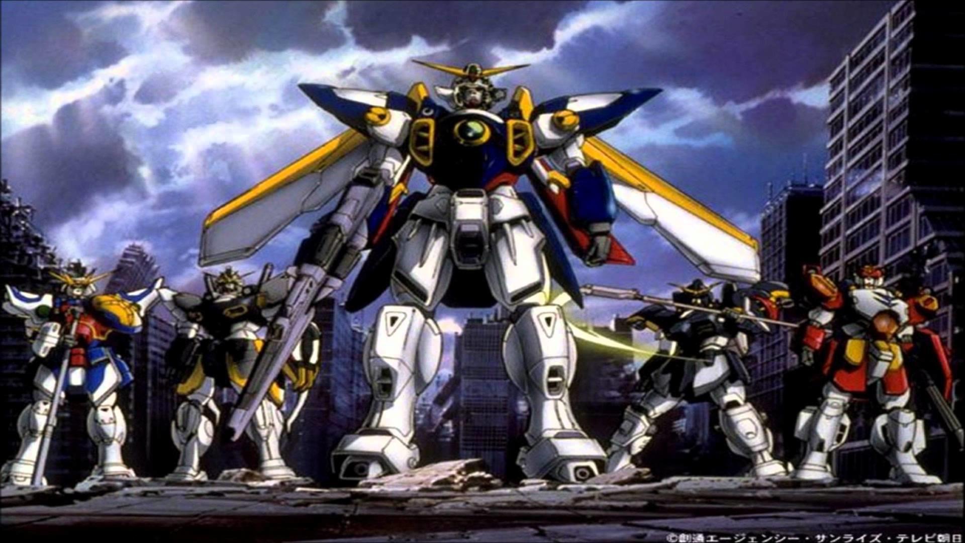Wallpapers For > Gundam Wing Endless Waltz Wallpaper