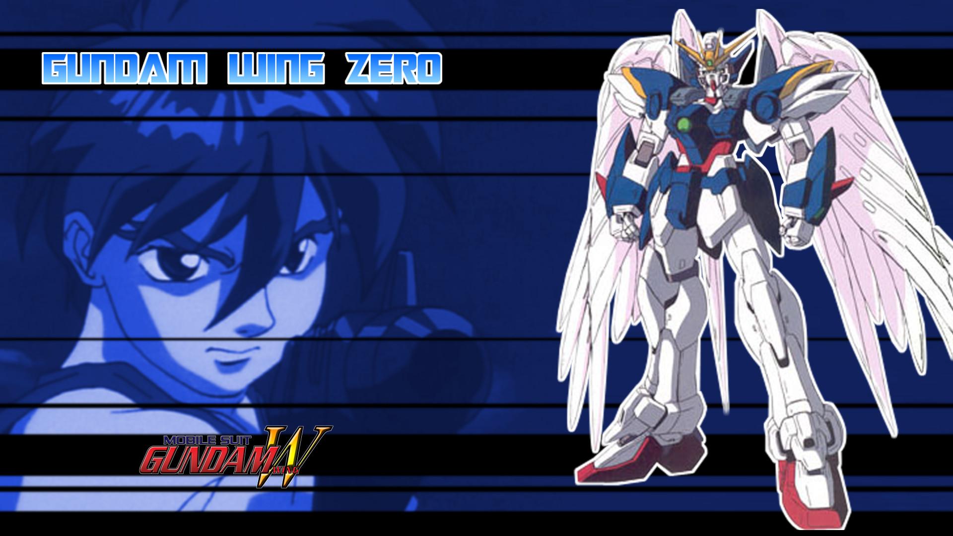 … Gundam Wing Wing Zero 01 by NekoTheOtaku