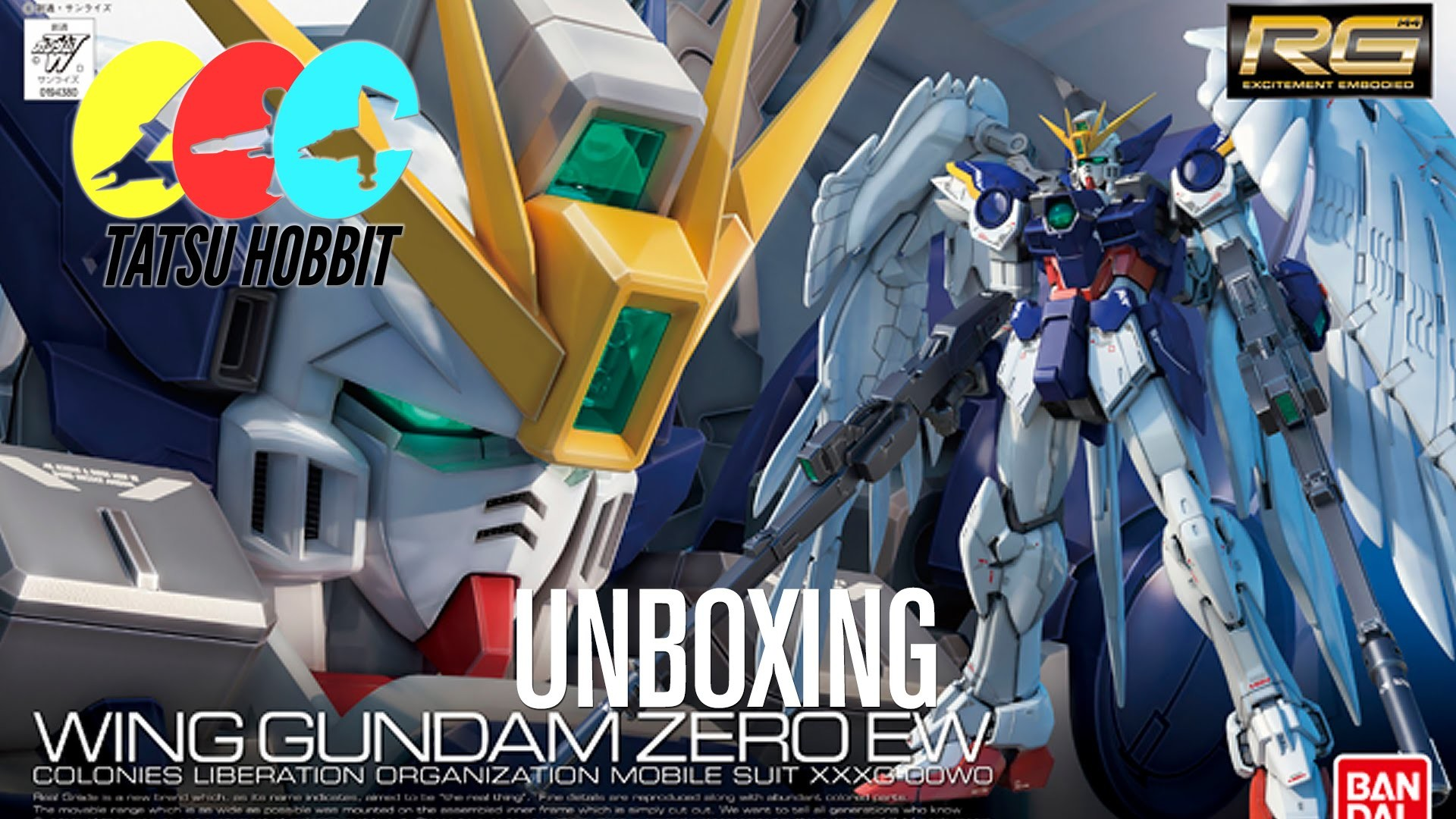 RG Wing Zero Custom ウイングガンダムゼロ UNBOXING – Mobile Suit Gundam Wing Endless  Waltz