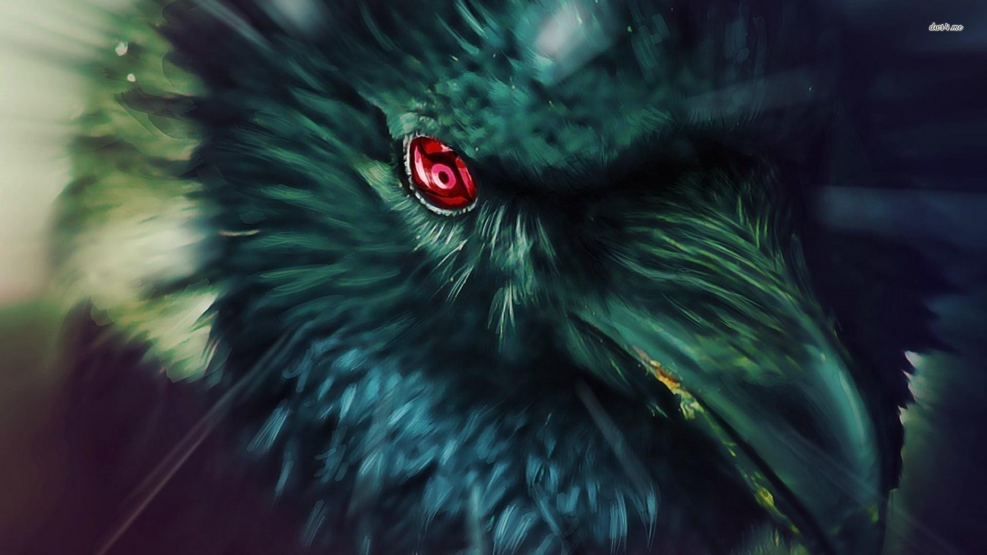 Naruto Itachi Crow Wallpapers A10