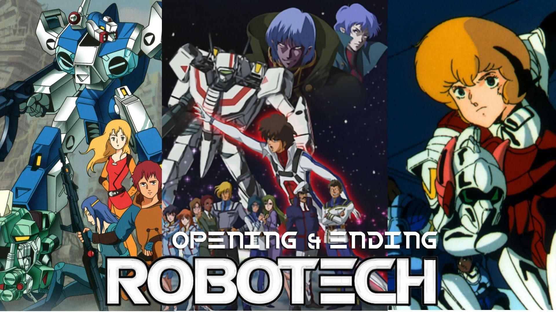 Robotech – Sinopsis, Opening & Ending