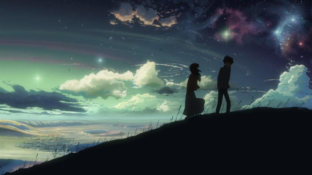Dark Anime Scenery Wallpapers Full Hd As Wallpaper HD