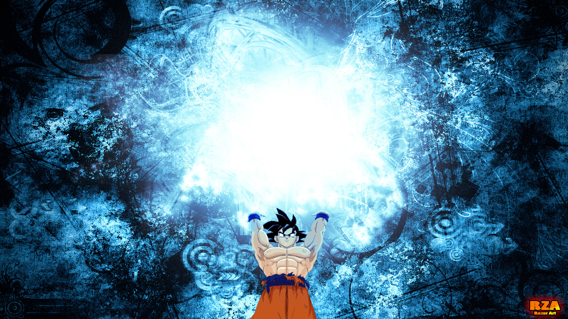 Download Free Goku Dragon Ball Z Photo.