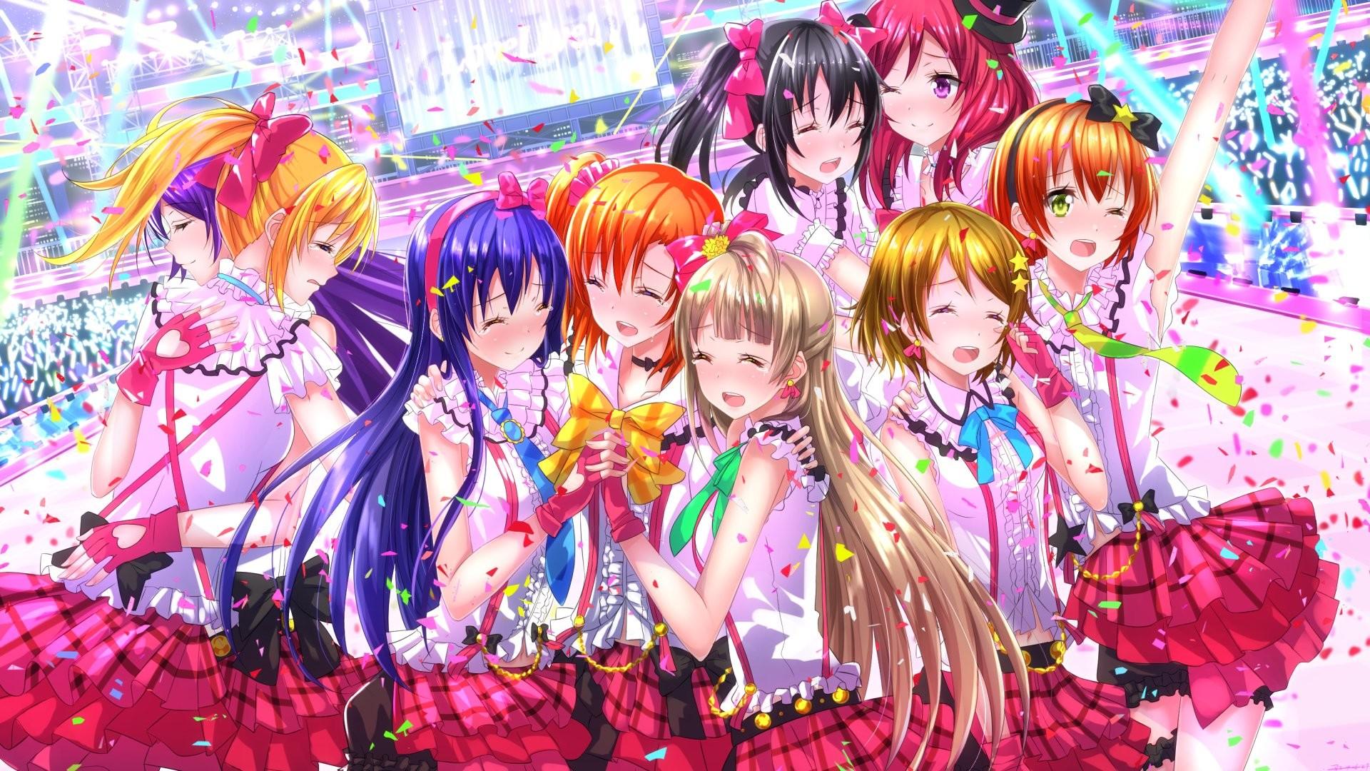 HD Love Live Wallpaper