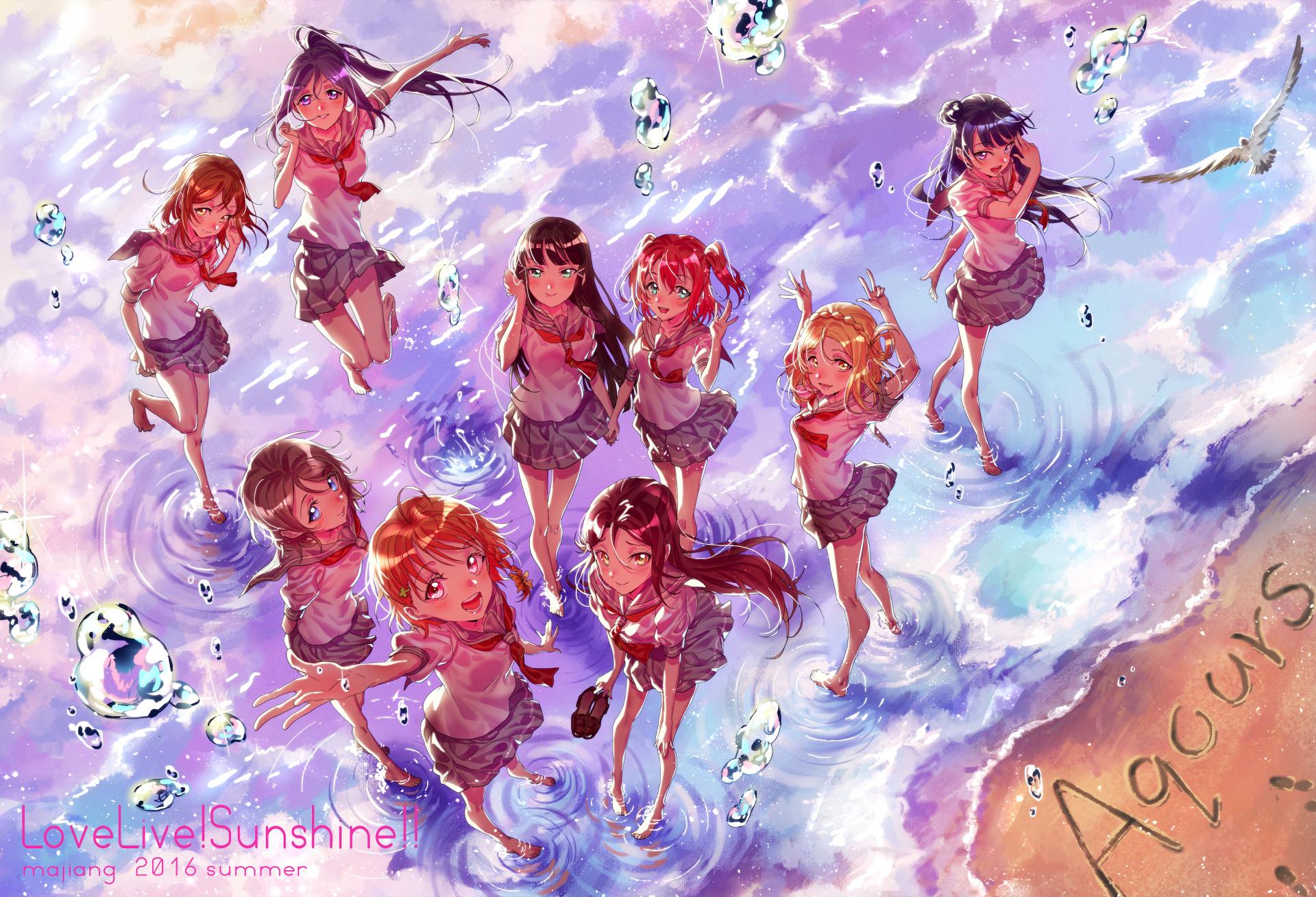 HD Wallpaper | Background ID:724618. Anime Love Live!