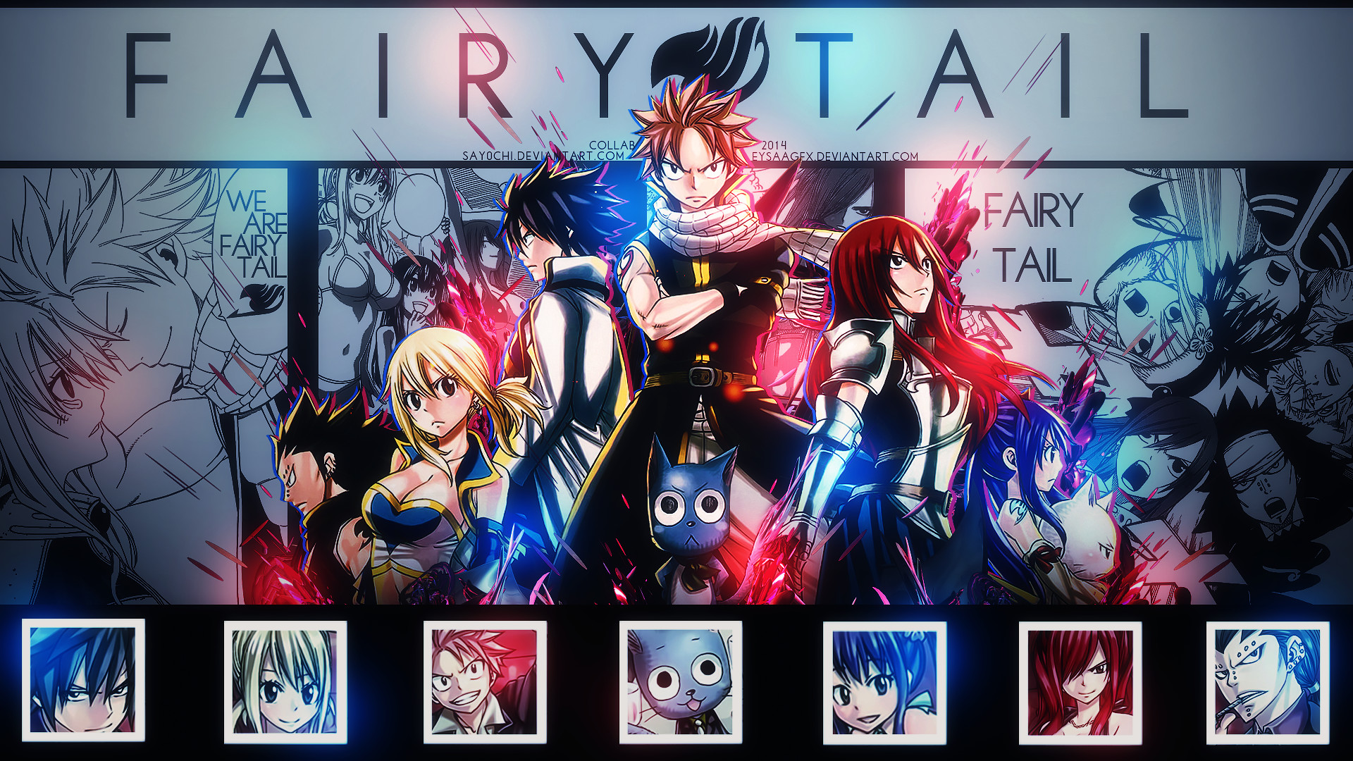 Fairy Tail HD – Live HD Fairy Tail HD Wallpapers, Photos