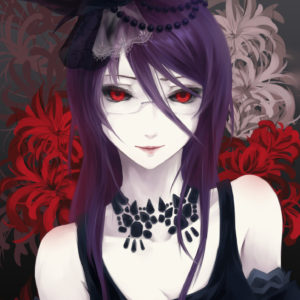 Tokyo Ghoul Rize