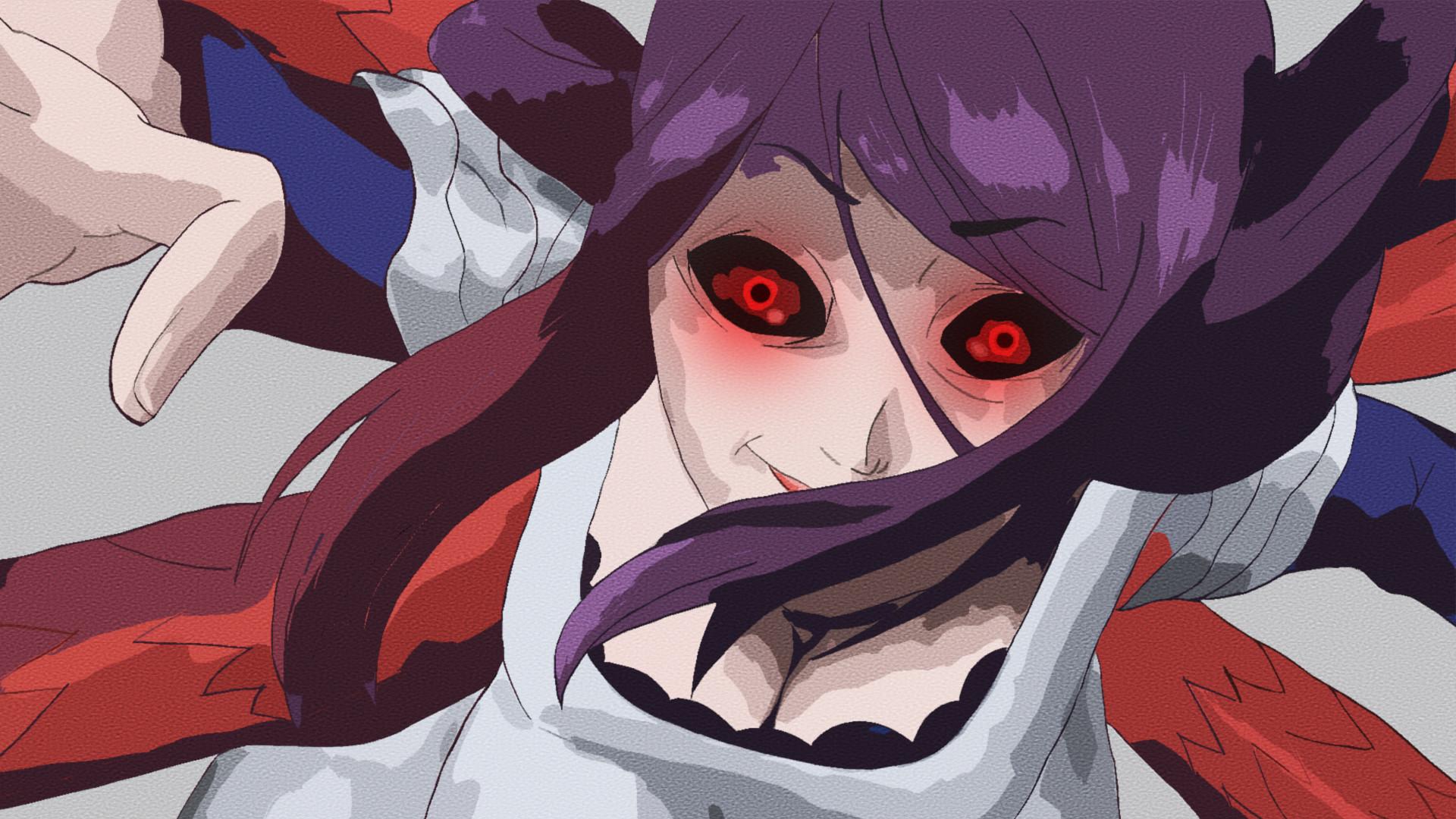 … PaintforfunYoutube Tokyo Ghoul- RIze [Wallpaper] by PaintforfunYoutube