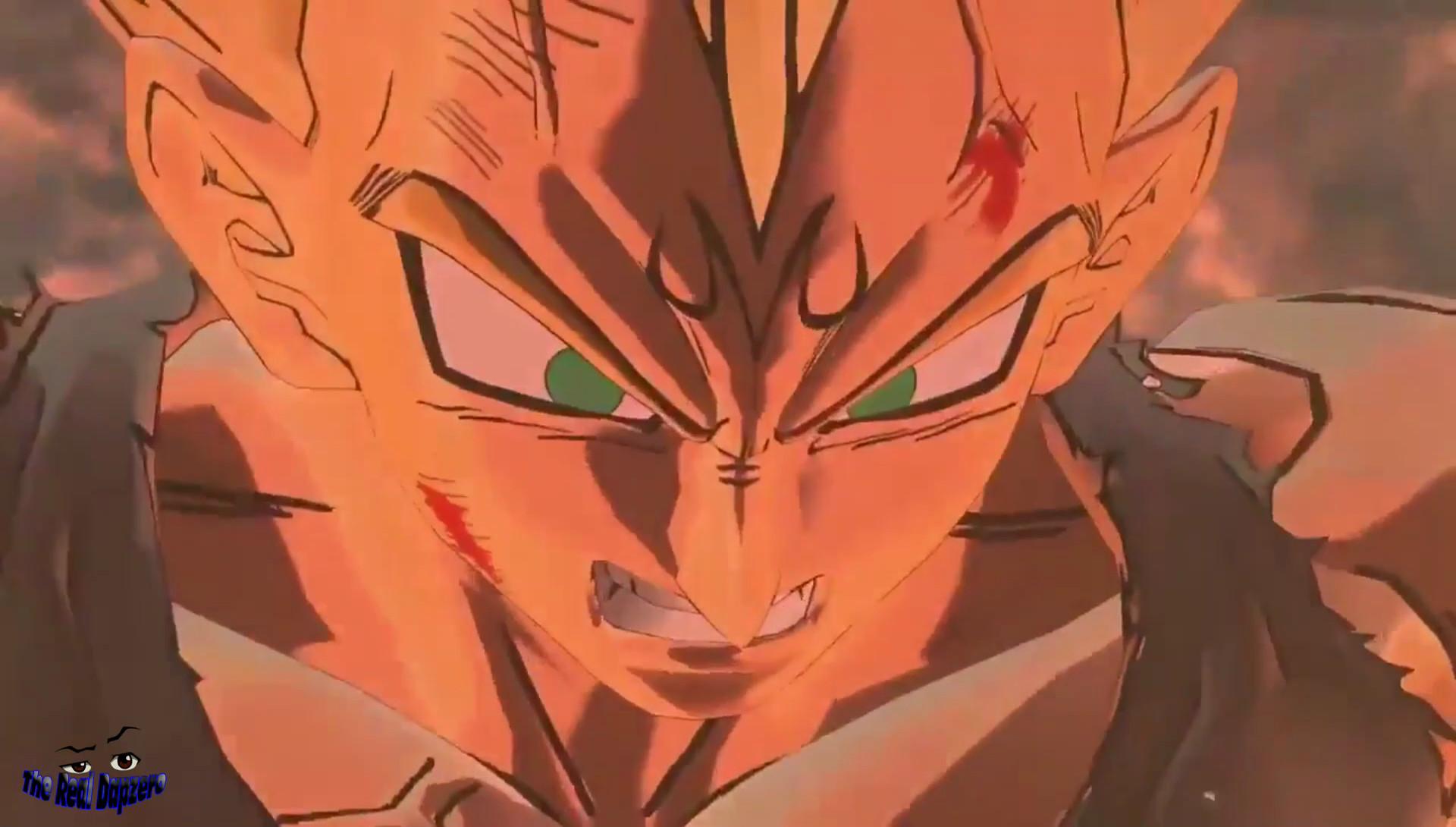 … Dragon Ball XV2 Majin Vegeta by DapzeroTRD