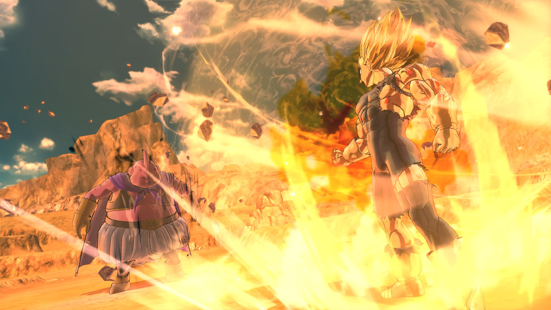 In addition to the beta, we learned that Majin Vegeta is set to appear in  Xenoverse 2. Majin Vegeta is the result of the villainous wizard Babidi  harnessing …