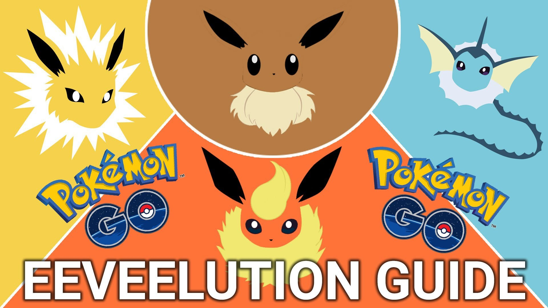 CONFIRMED: How to Evolve Eevee into (Vaporeon, Flareon or Jolteon) |  Pokemon GO Tips & Tricks