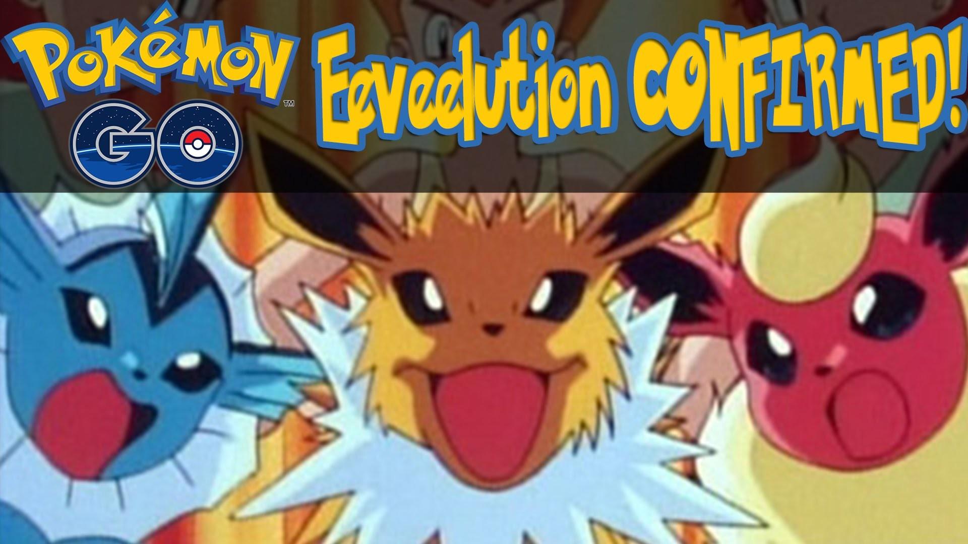 Pokemon GO – How To CHOOSE Your Eevee Evolution! [Pokemon GO iOS/Android  Tips & Tricks] – YouTube
