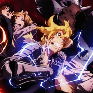 Fullmetal Alchemist Brotherhood Wallpaper HD