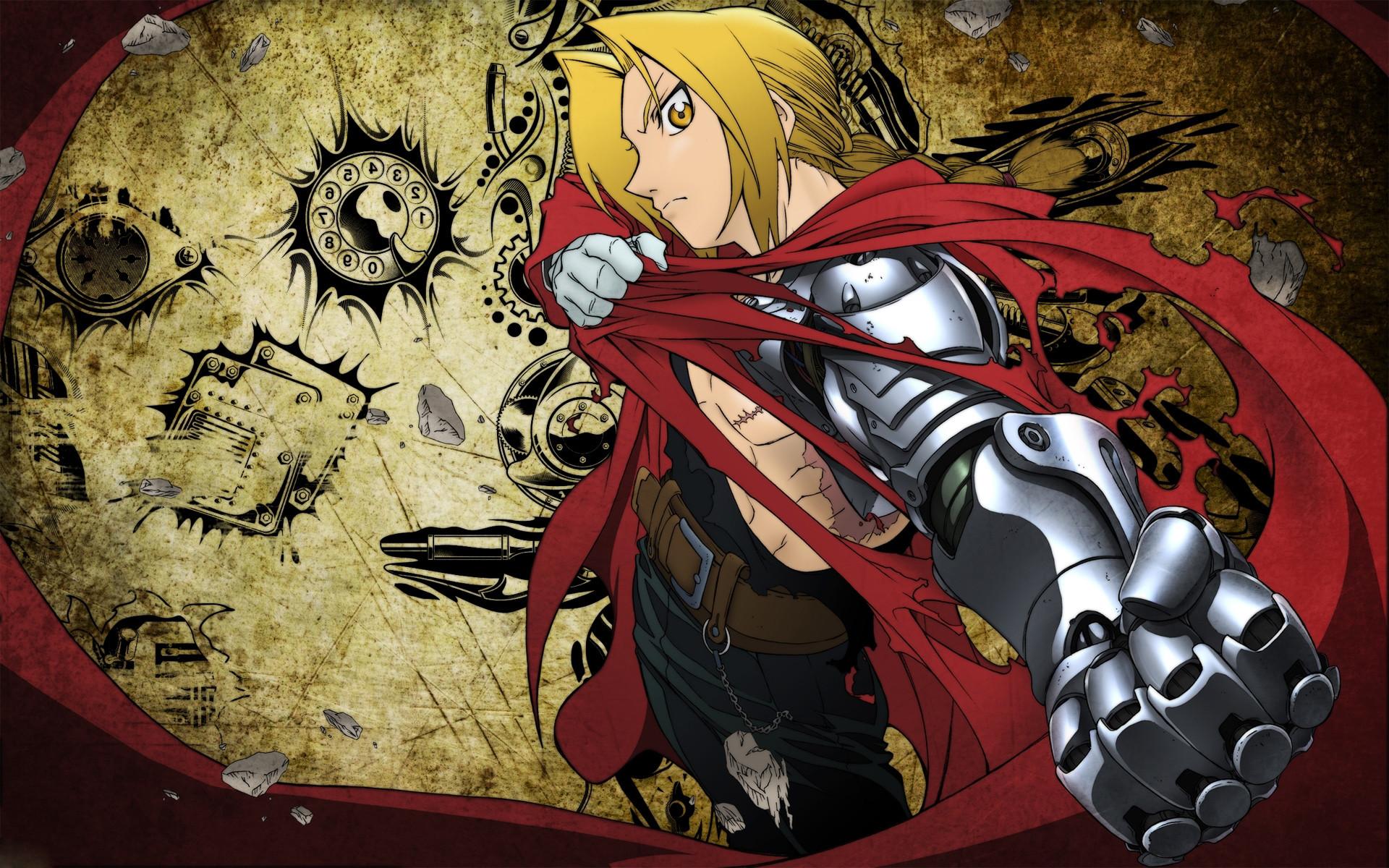 Fullmetal Alchemist Wallpapers HD | PixelsTalk.Net