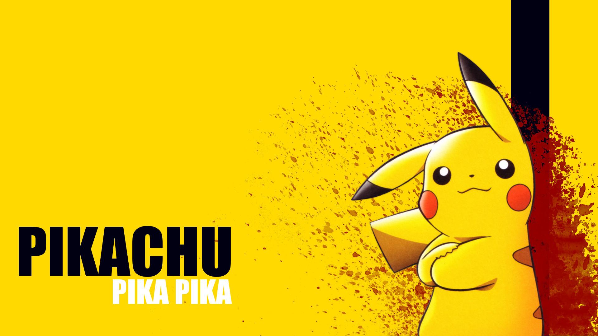 Kill bill pikachu wallpaper HD.
