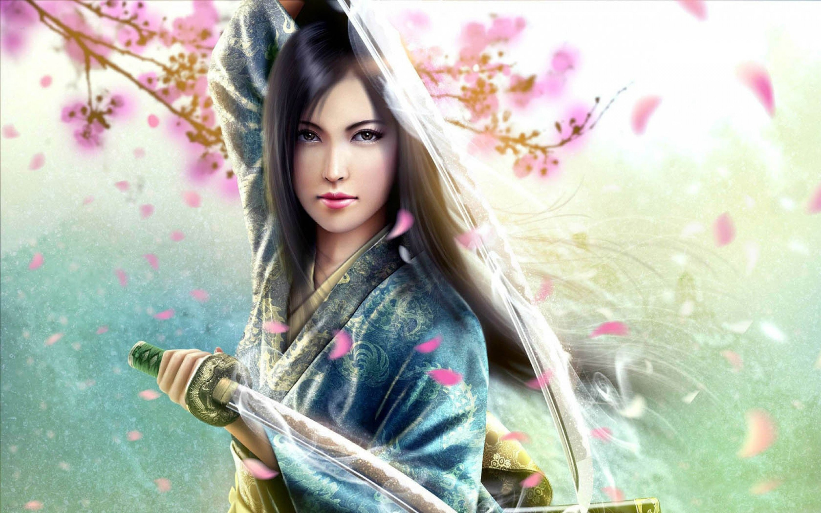 Best wallpaper gallery with Samurai Girl Female Warrior and HD wallpapers.  We collected full High Quality pictures and wallpapers for your PC, …