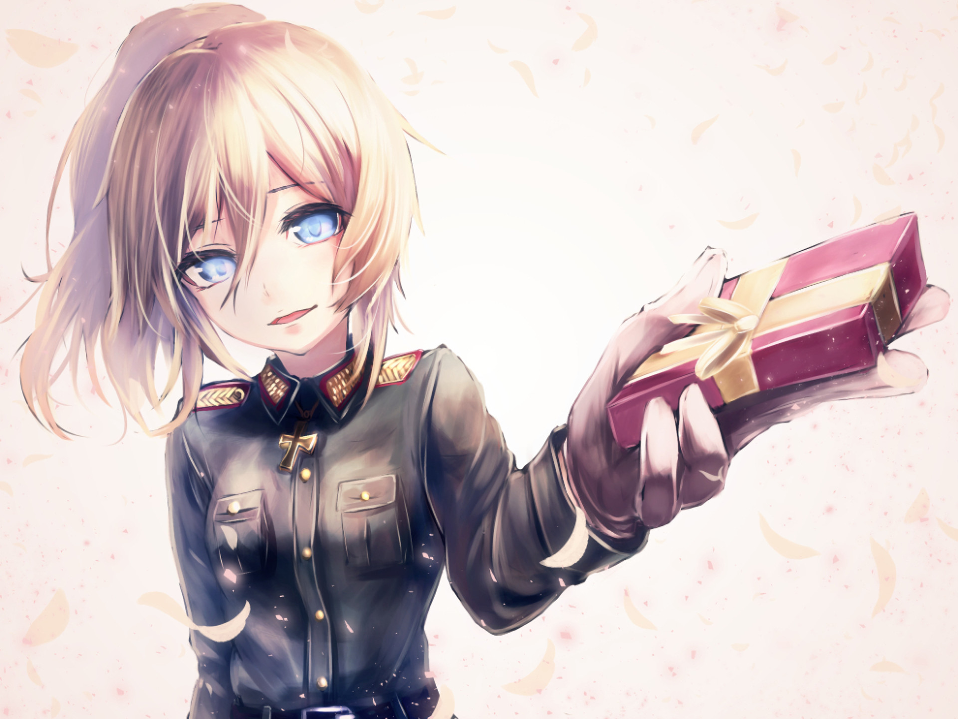 HD Wallpaper | Background ID:801650. Anime Youjo Senki