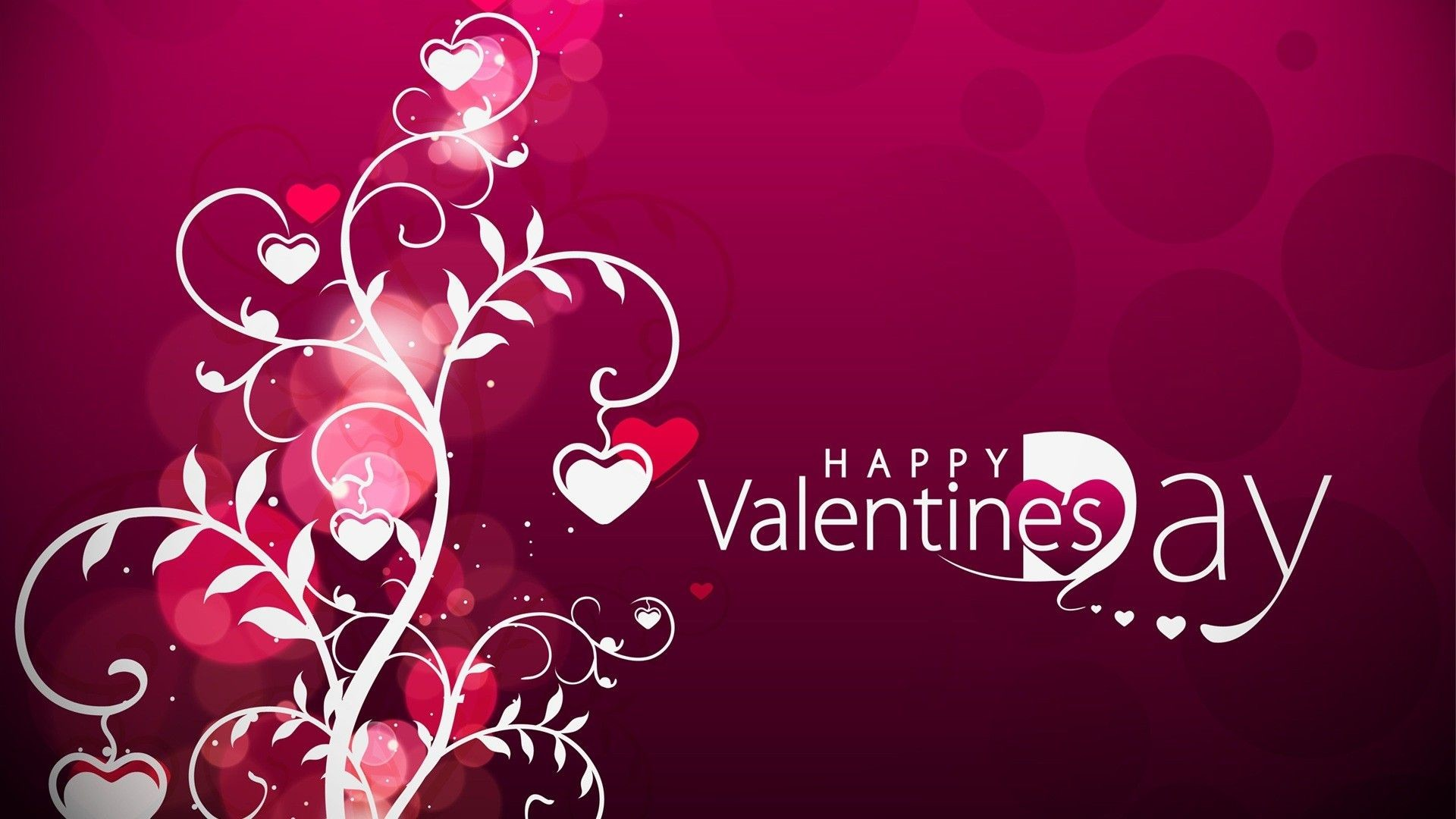 Valentine Day Wallpaper 1920×1080