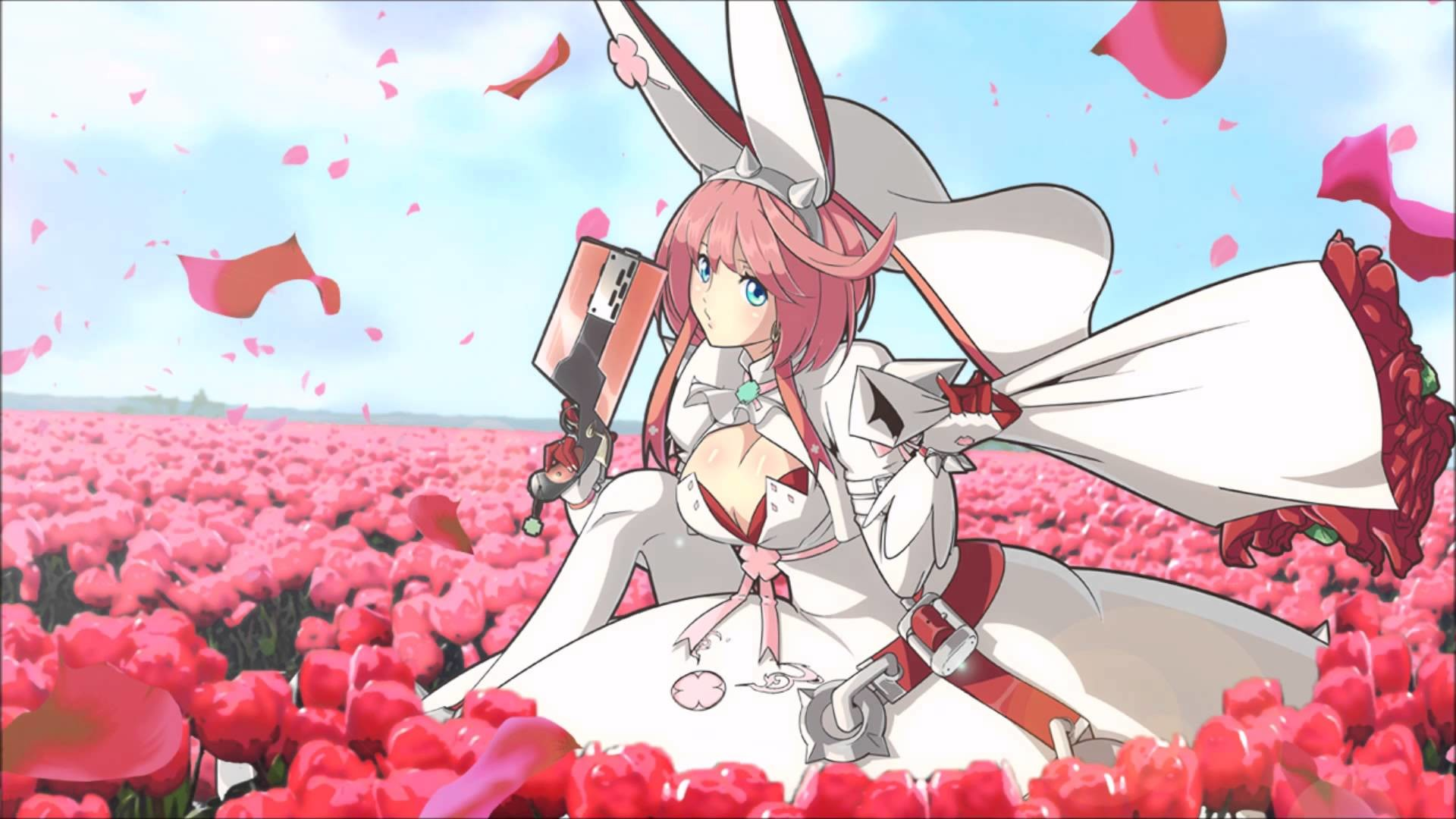 … Guilty Gear: Elphelt Valentine widescreen wallpapers