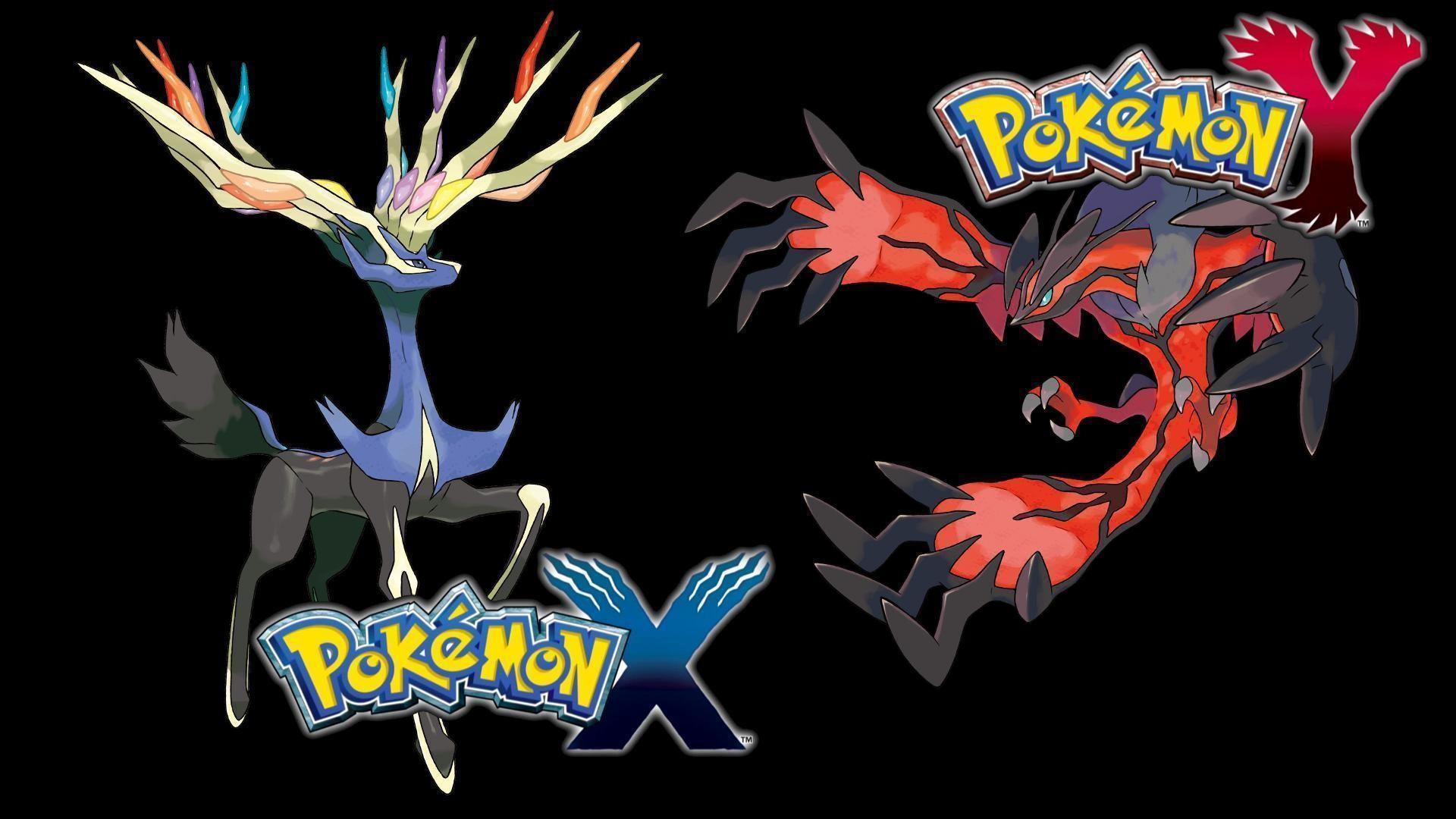 New Pokemon XY Legendaries Wallpaper Free HD Download