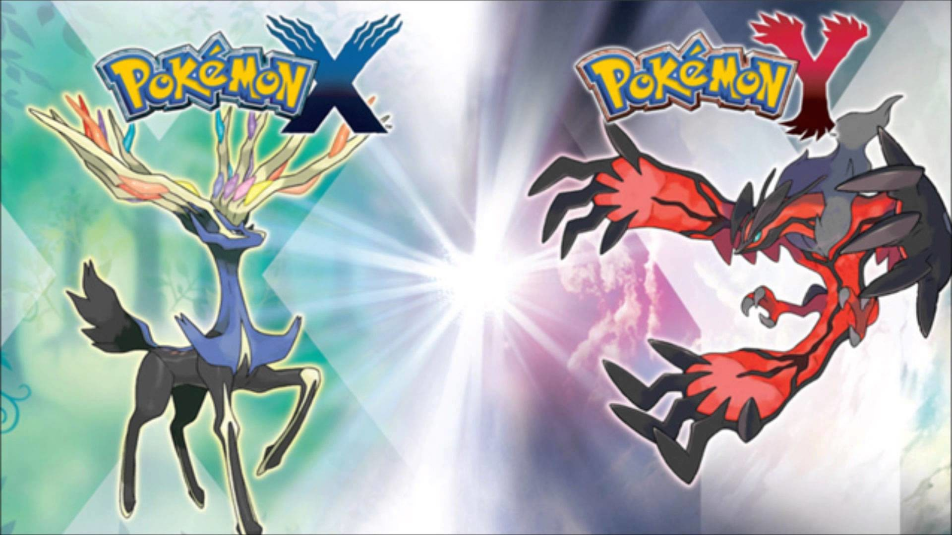 Related Keywords & Suggestions for Xerneas And Yveltal And Zygarde .