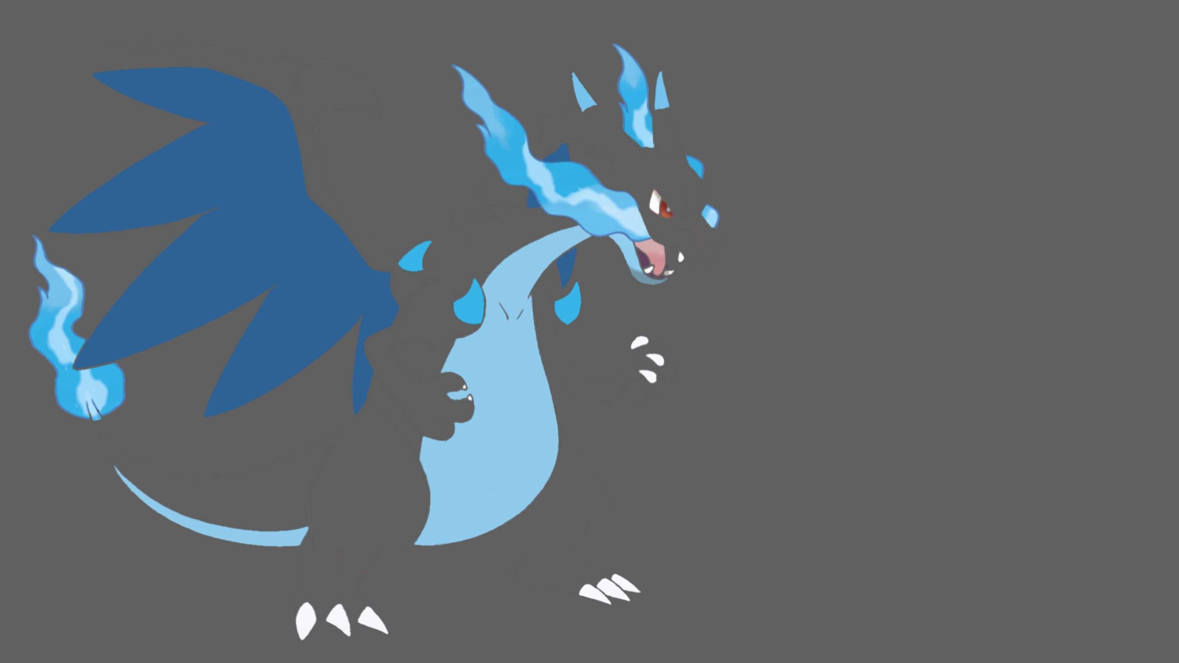 Pokemon Charizard X Wallpaper