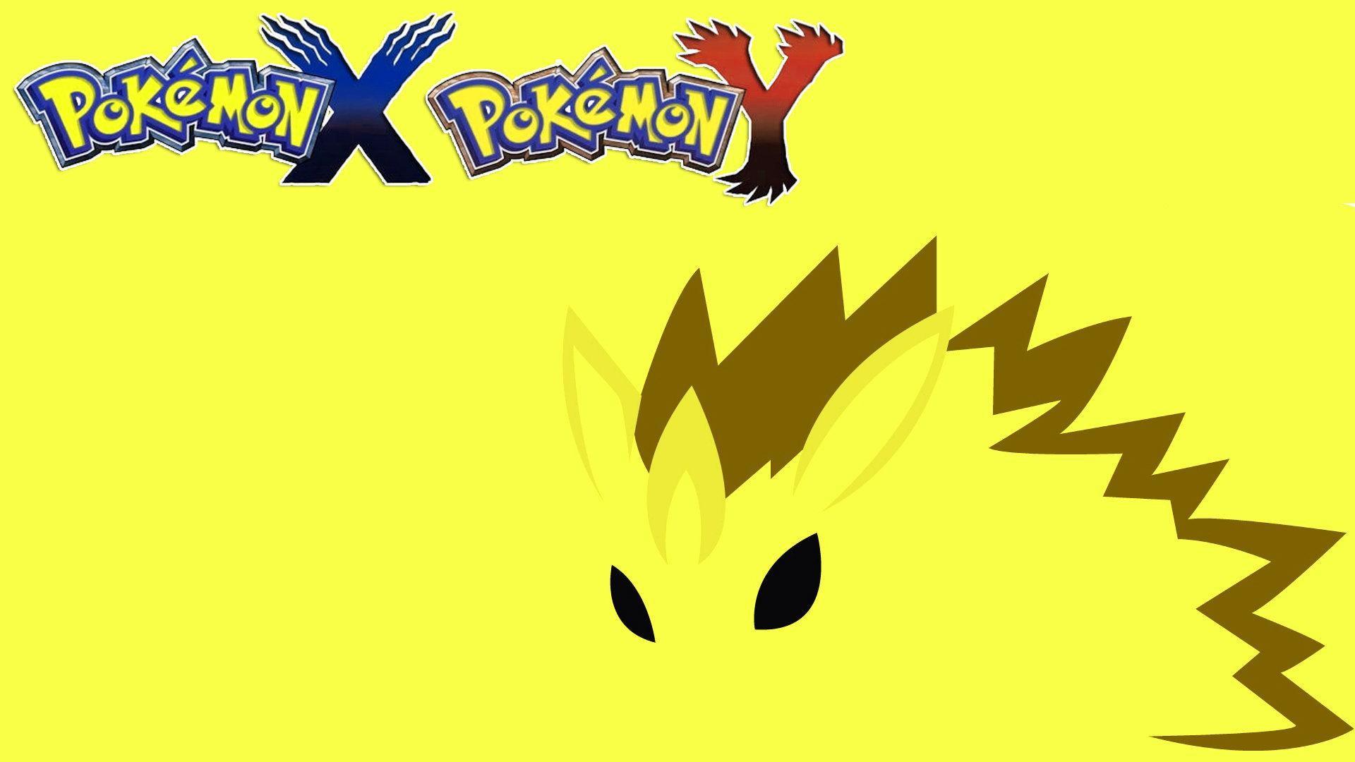 Pokémon X Y Yellow Wallpaper HD