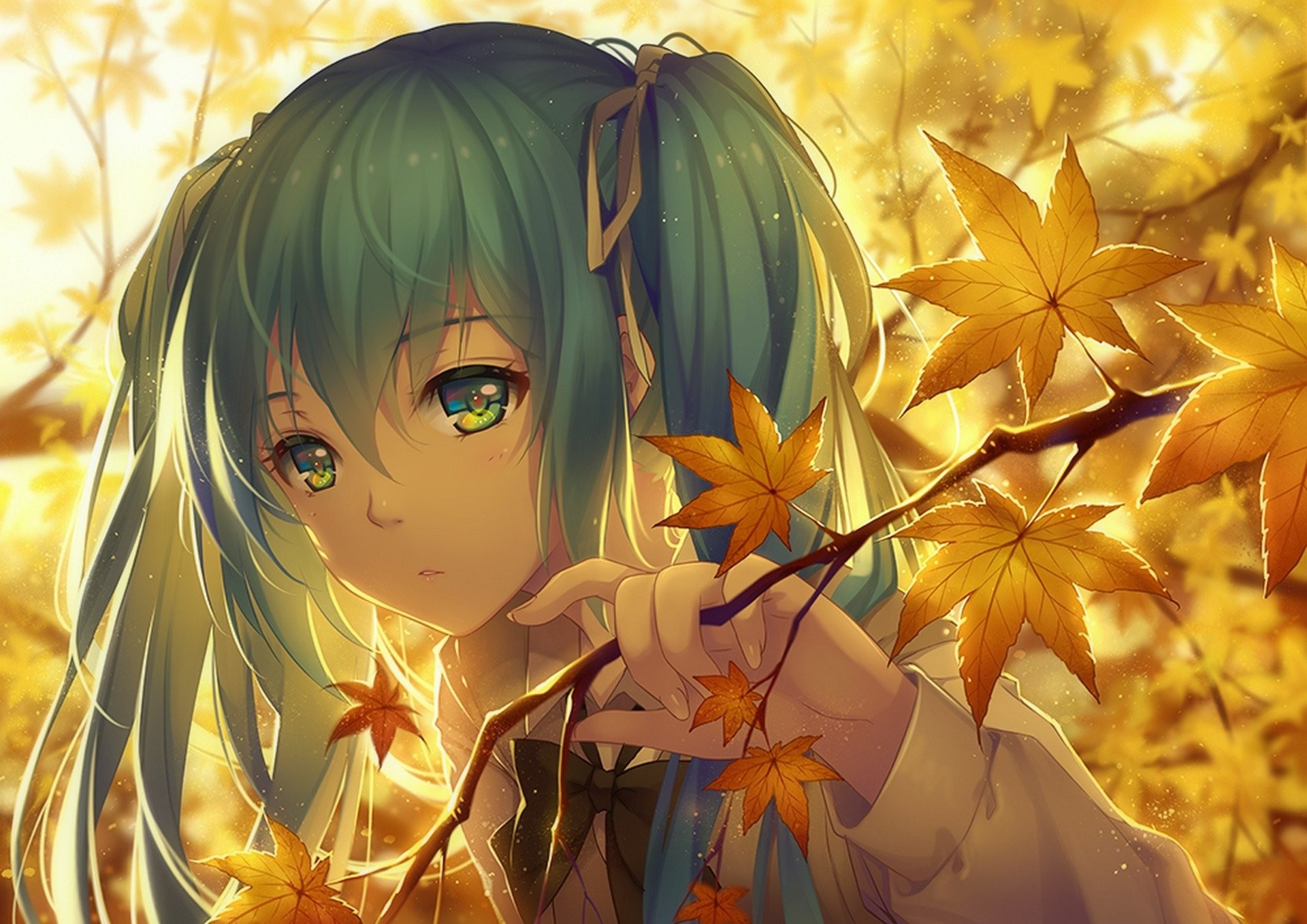 HD Wallpaper | Background ID:670838. Anime Vocaloid