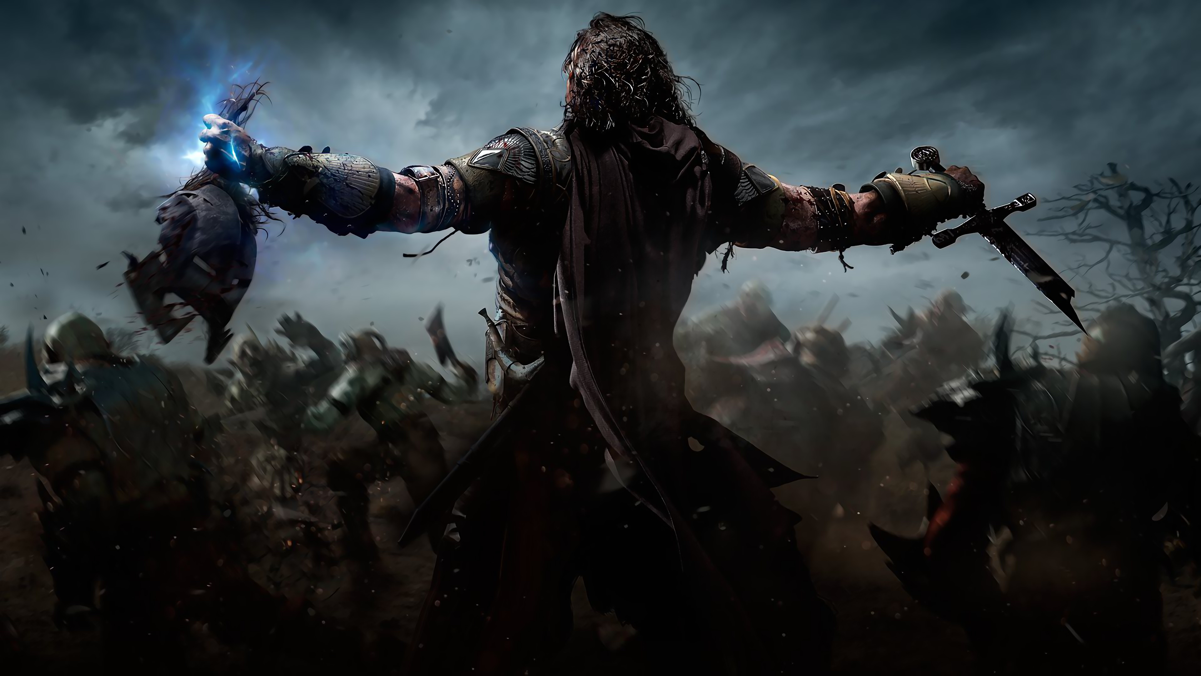 The Shadows of Mordor image for example: …
