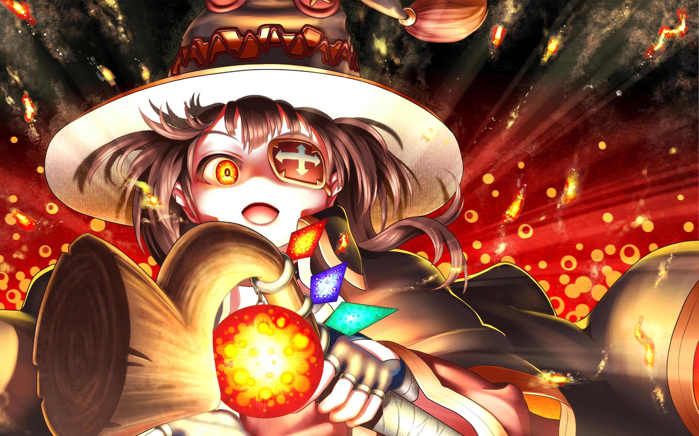Megumin Anime 4K