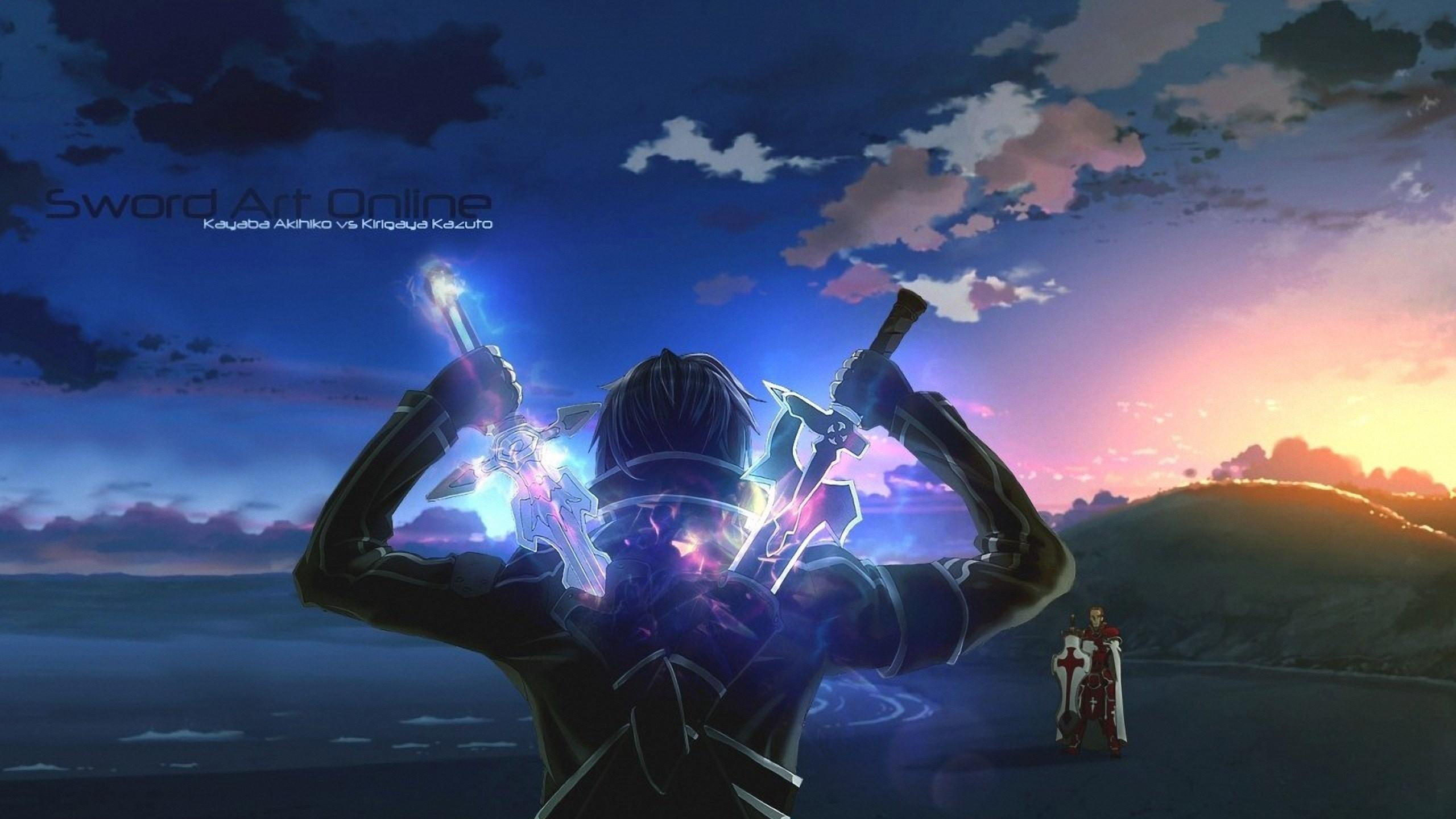 Sword Art Online Wallpaper #2325