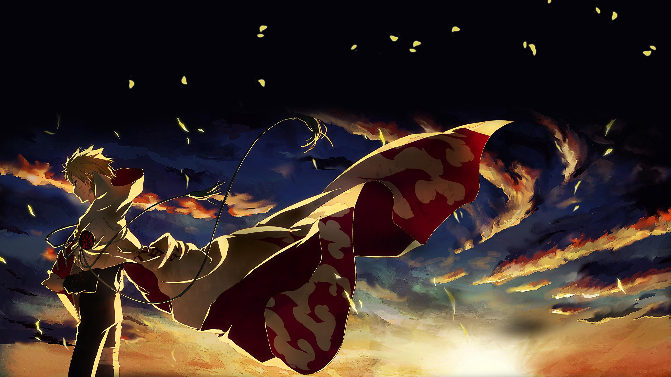 Wallpapers Naruto Young man Anime 2560×1440