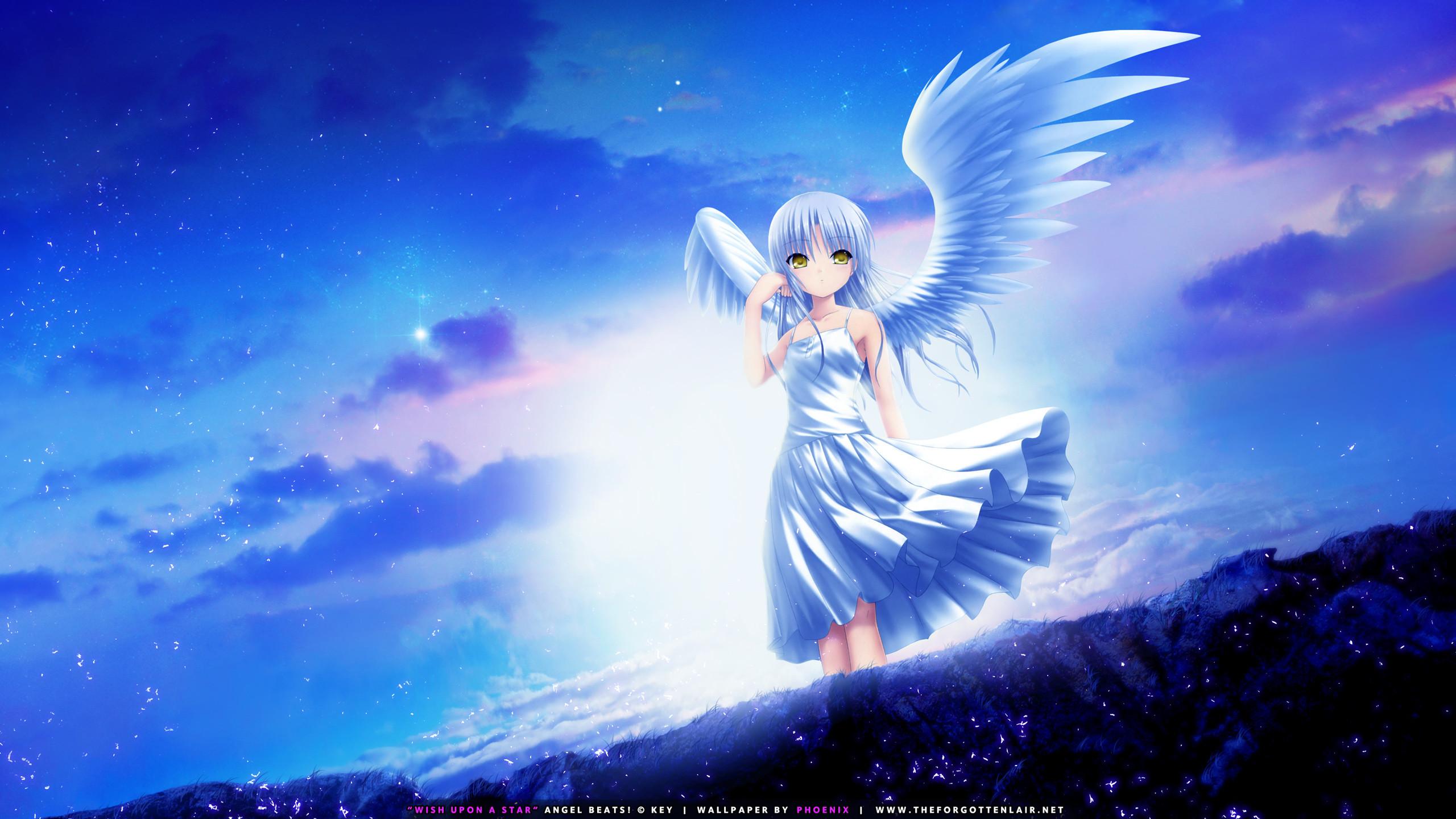 Tags: Anime, P.A. Works, KEY (Studio), Angel Beats!,