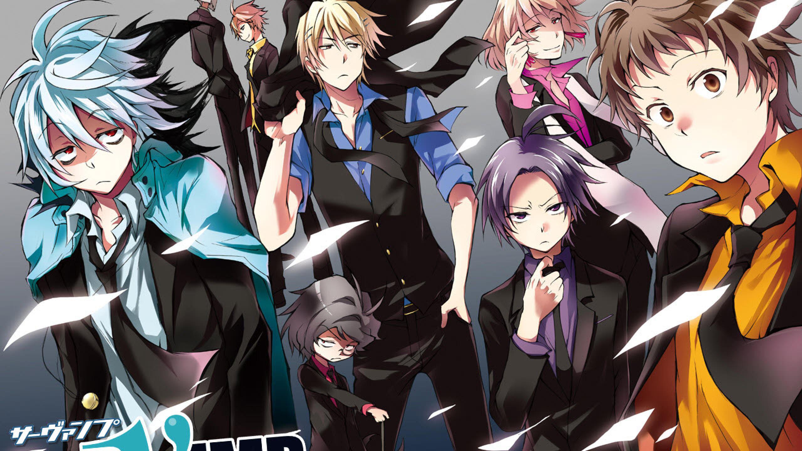 Wallpaper Anime Servamp – 2560×1440. Download · Wallpaper Anime Servamp