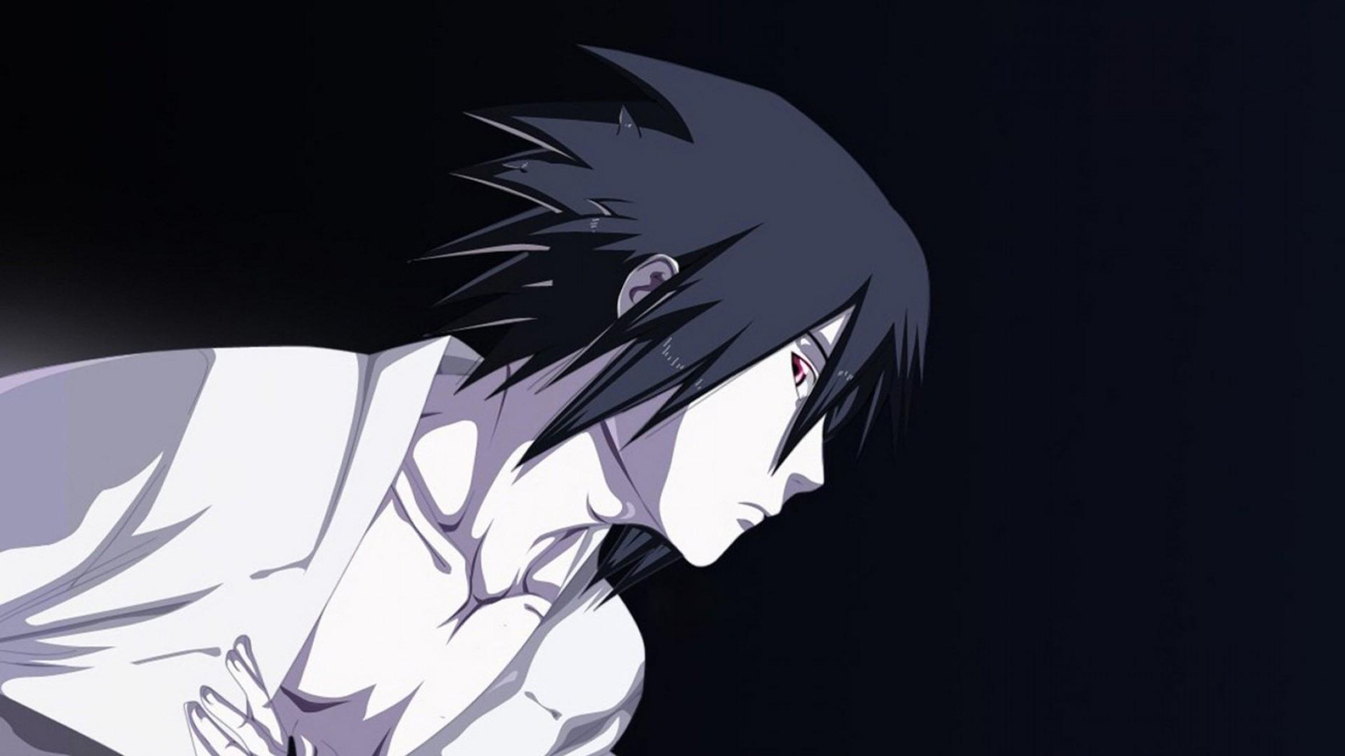 Wallpaper naruto, sasuke, uchiha