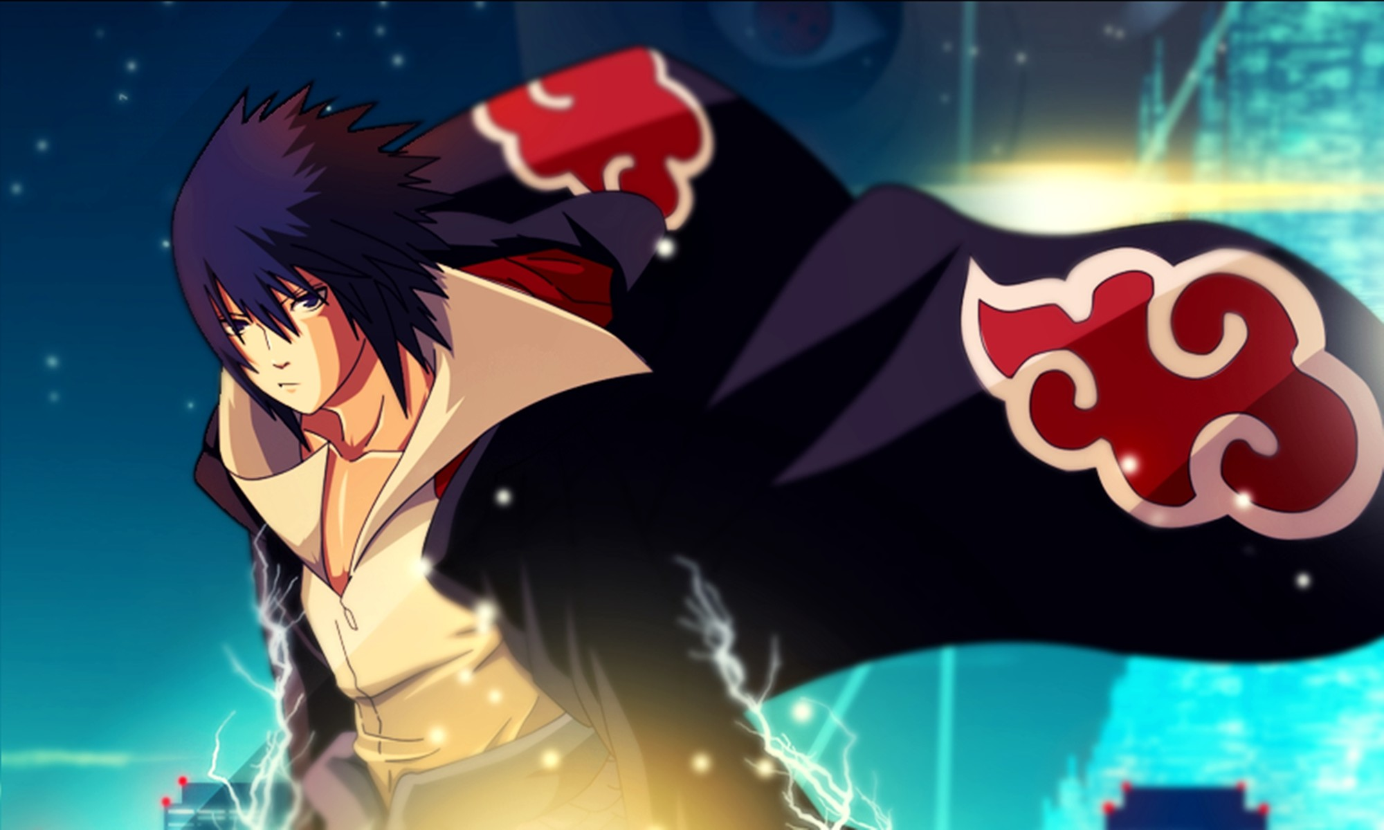 Sasuke Desktop Wallpapers