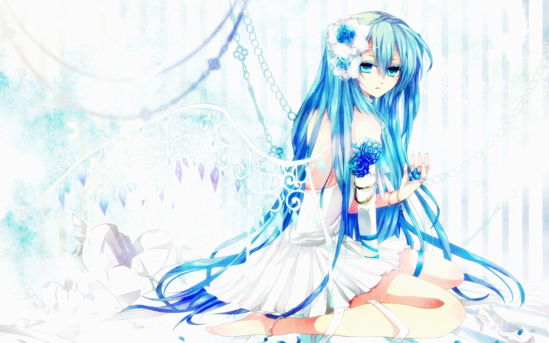 … Hatsune Miku – Vocaloid