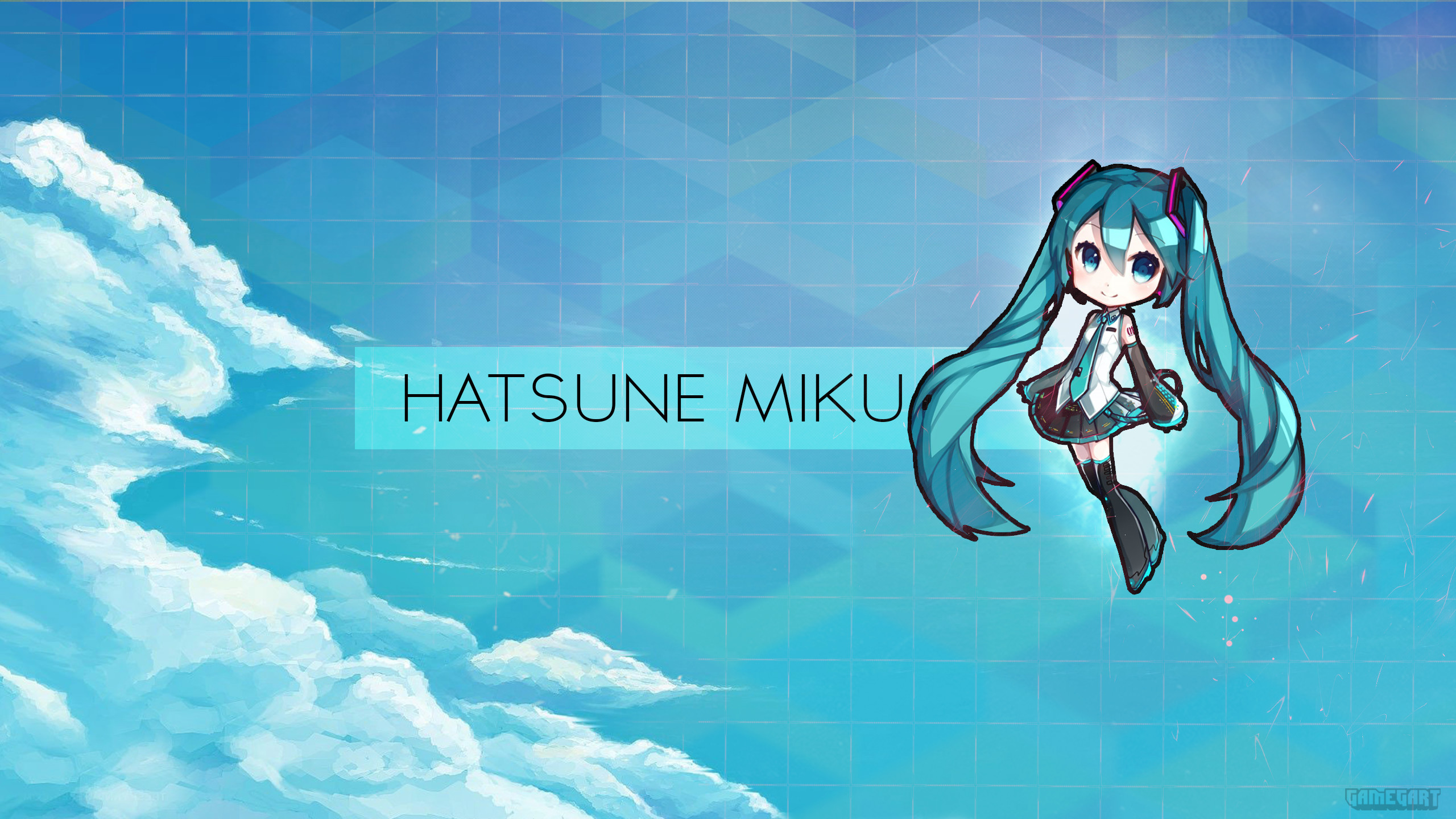 art hd hatsune miku wallpapers