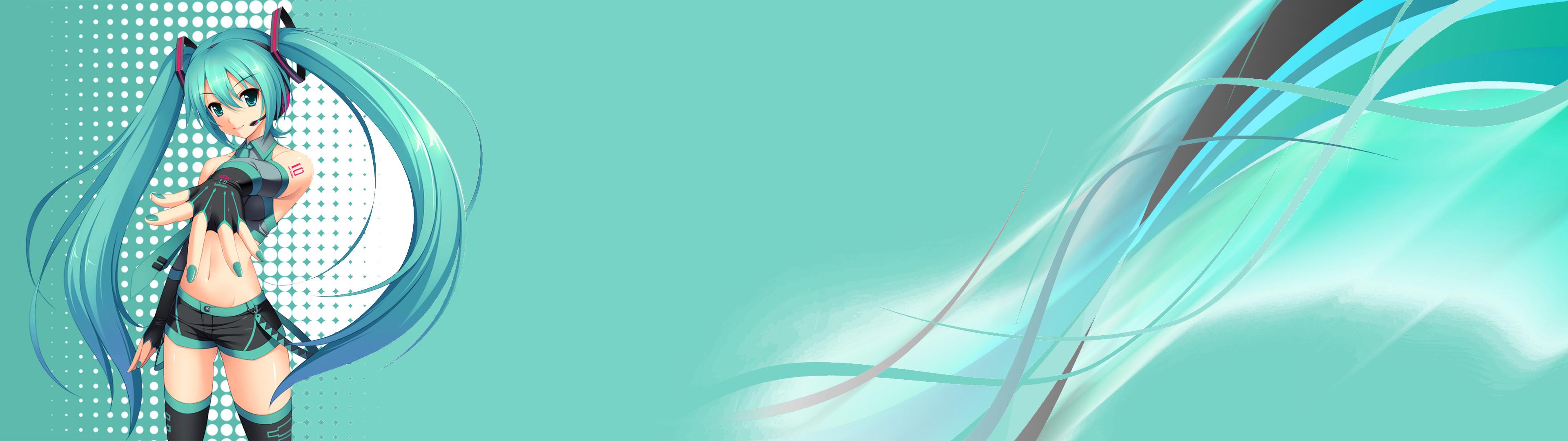… anime vocaloid hatsune miku wallpapers hd desktop and mobile …