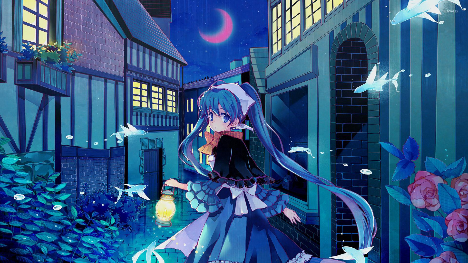 Hatsune Miku – Vocaloid [21] wallpaper