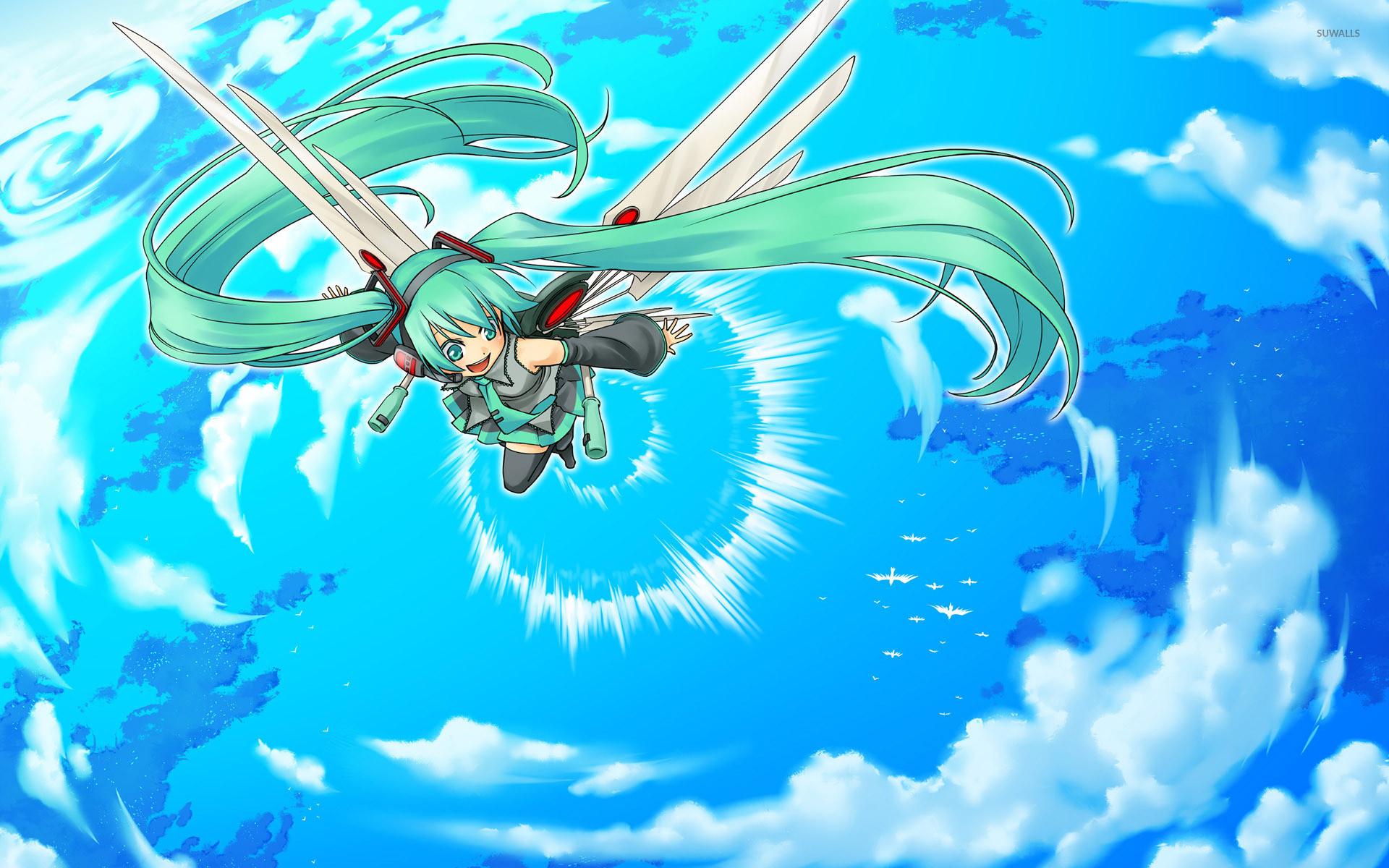 Hatsune Miku – Vocaloid [26] wallpaper