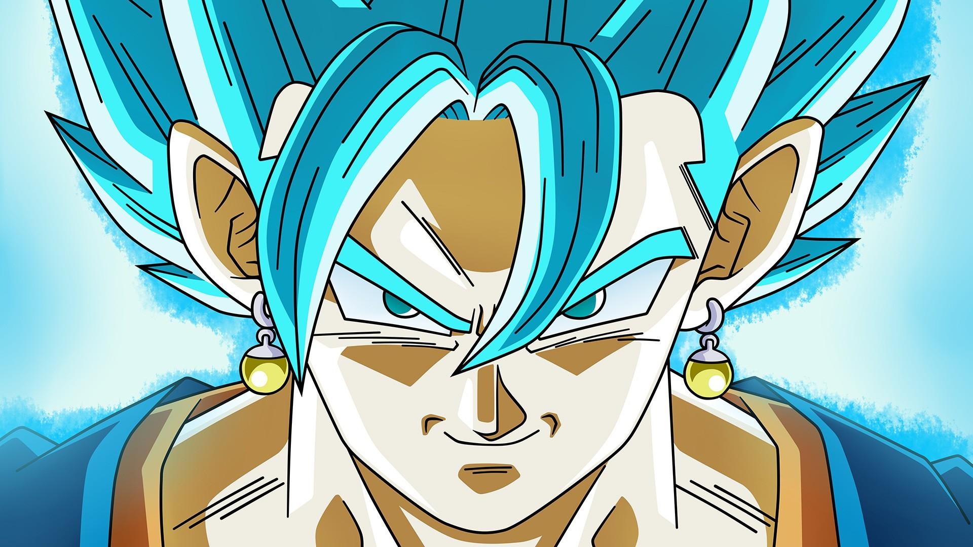 Image – Vegito Super Saiyan Blue Dragon Ball Super Goku And Vegeta  Fusion.jpg | Dragon Ball Wiki | FANDOM powered by Wikia