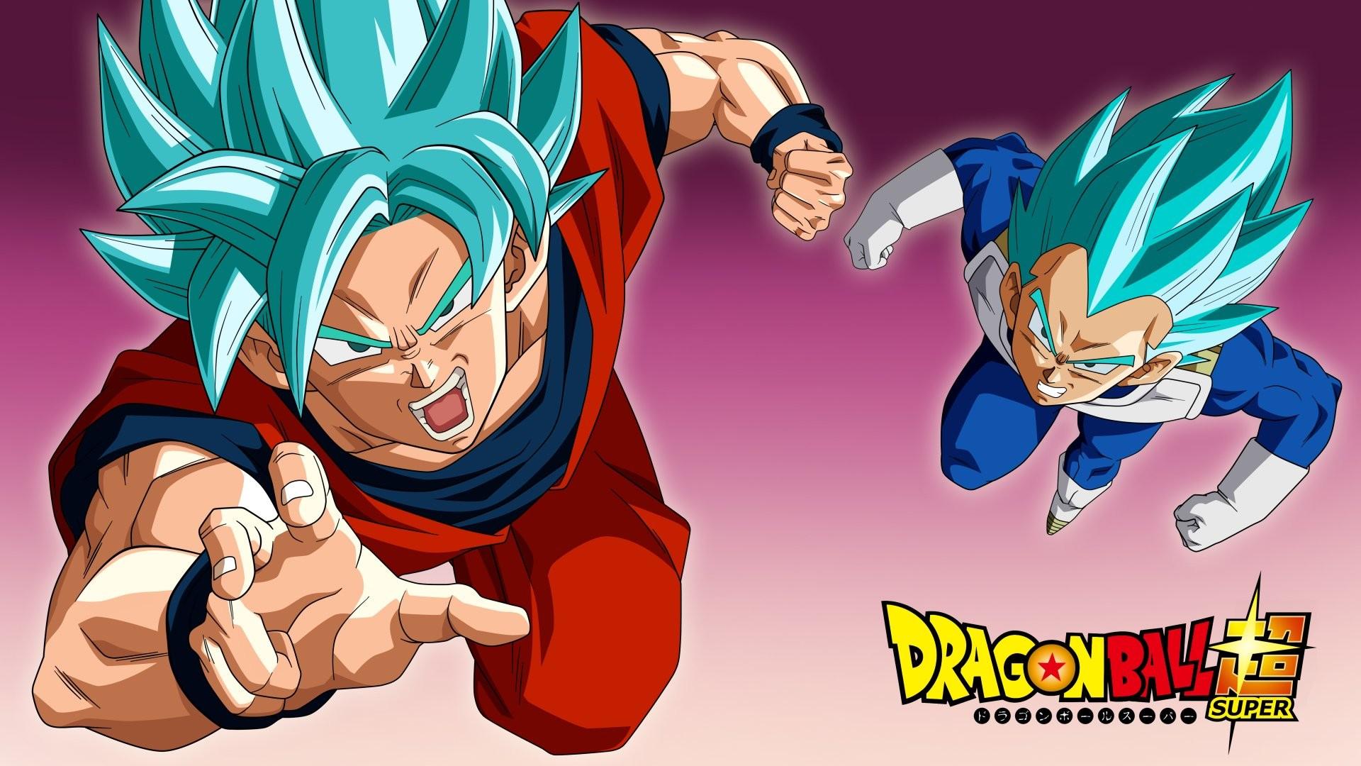 Anime Dragon Ball Super Goku Vegeta (Dragon Ball) SSGSS Goku SSGSS Vegeta  Dragon Ball