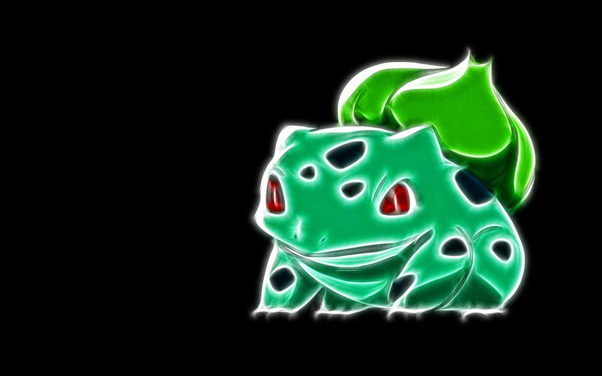 Anime РPok̩mon Bulbasaur (Pok̩mon) Starter Pokemon Grass Pok̩mon Wallpaper