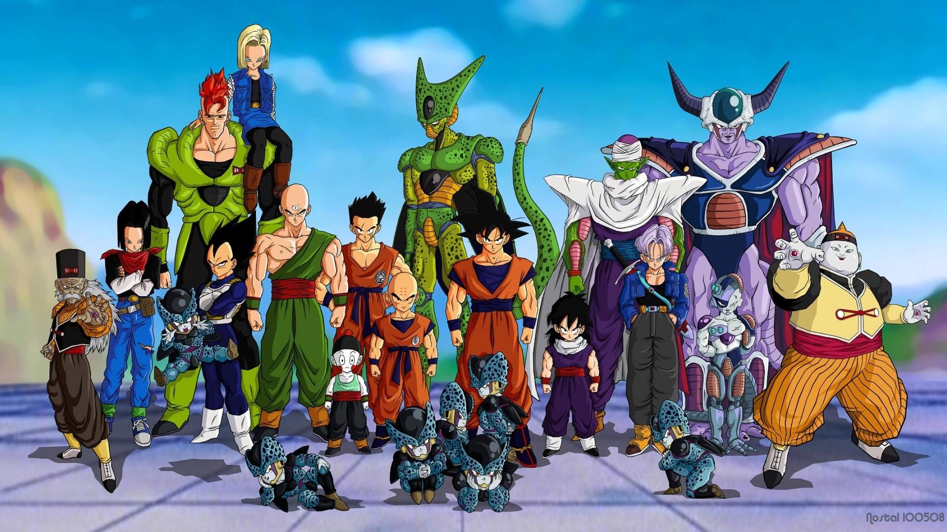 Tags: Dragon Ball , Dragon Ball Z