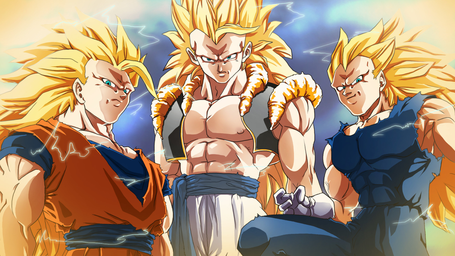 558 Dragon Ball Z HD Wallpapers | Backgrounds – Wallpaper Abyss