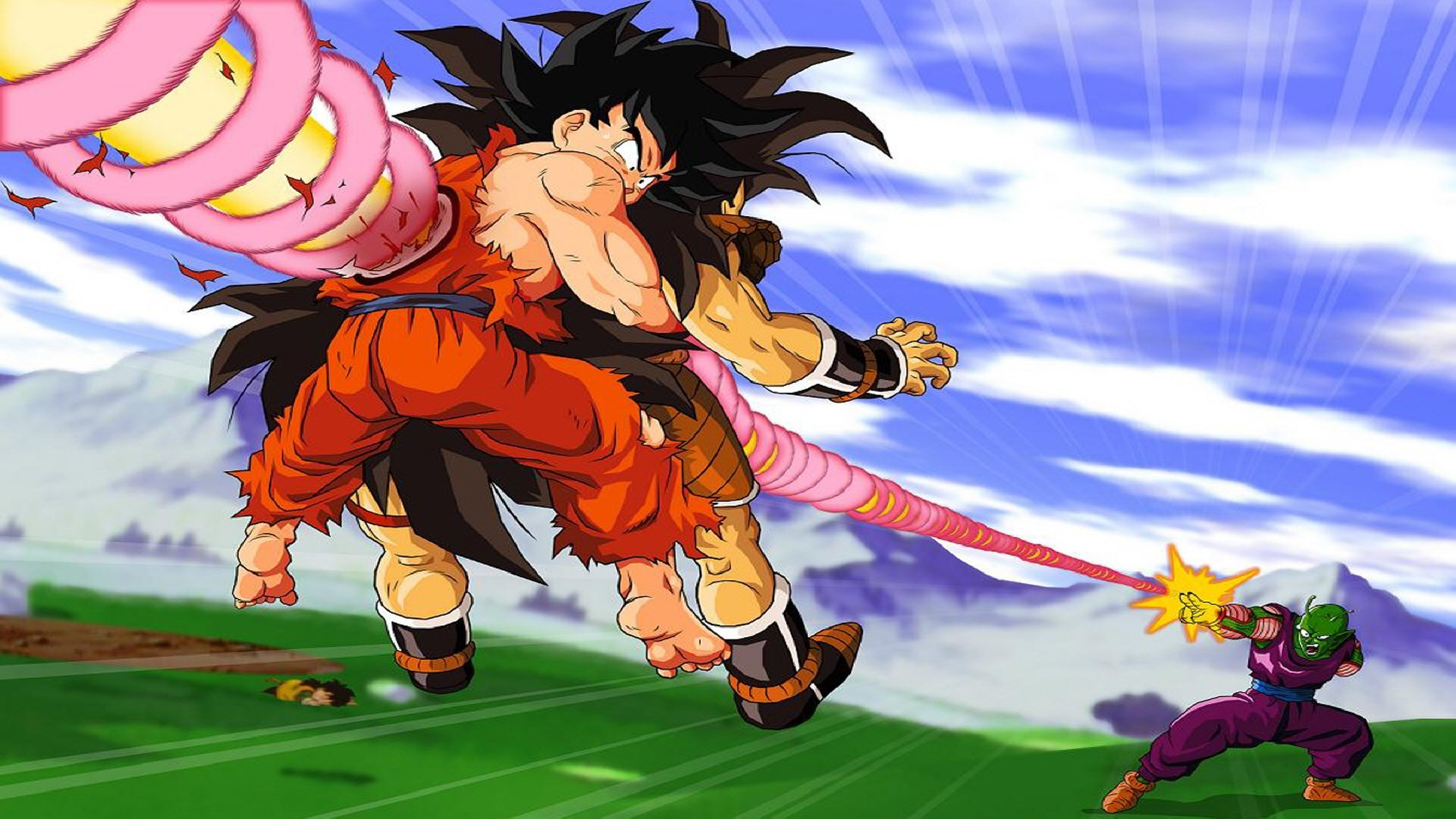 dragon ball z wallpapers for mac free