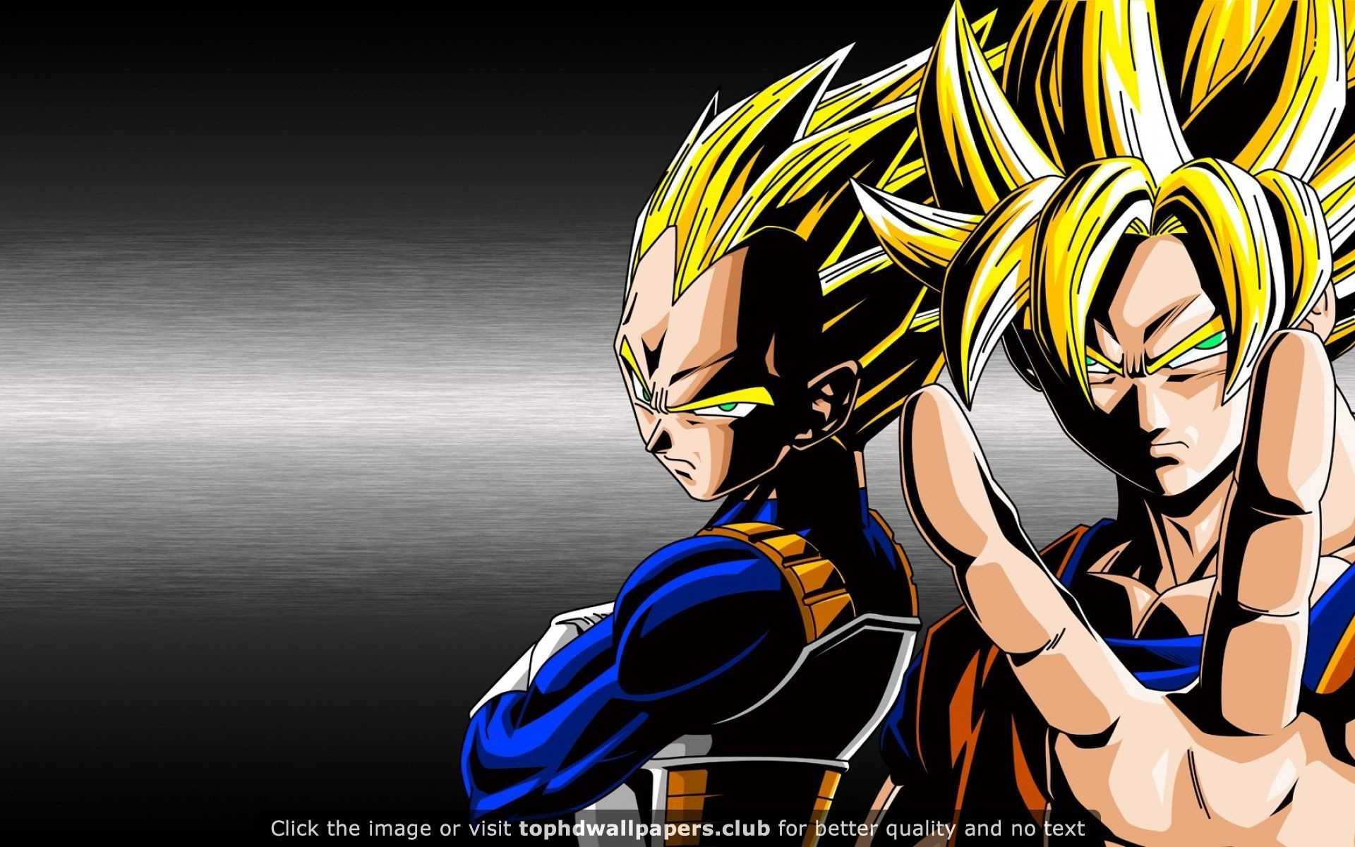 Dragon Ball Z Goku And Vegeta 4K or HD wallpaper for your PC, Mac .