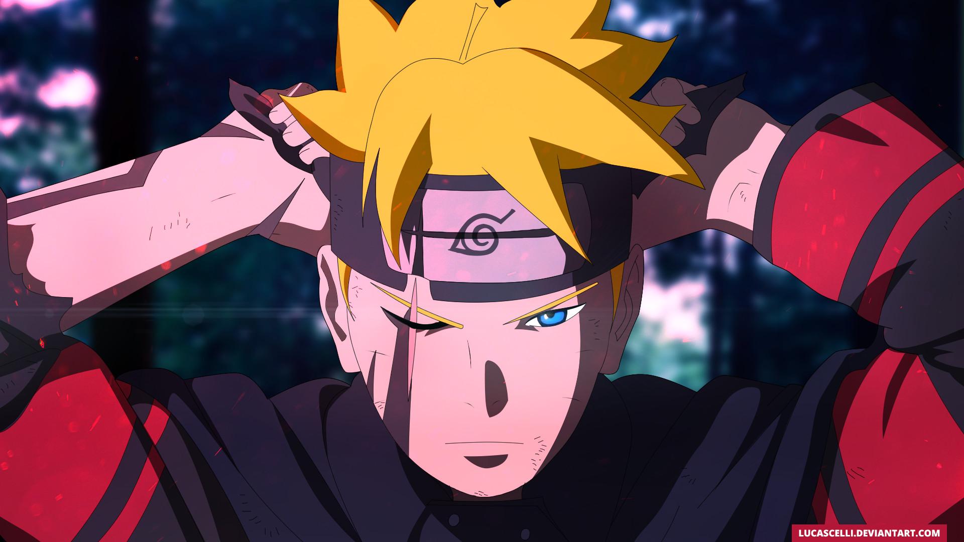 Anime – Boruto Boruto Uzumaki Wallpaper
